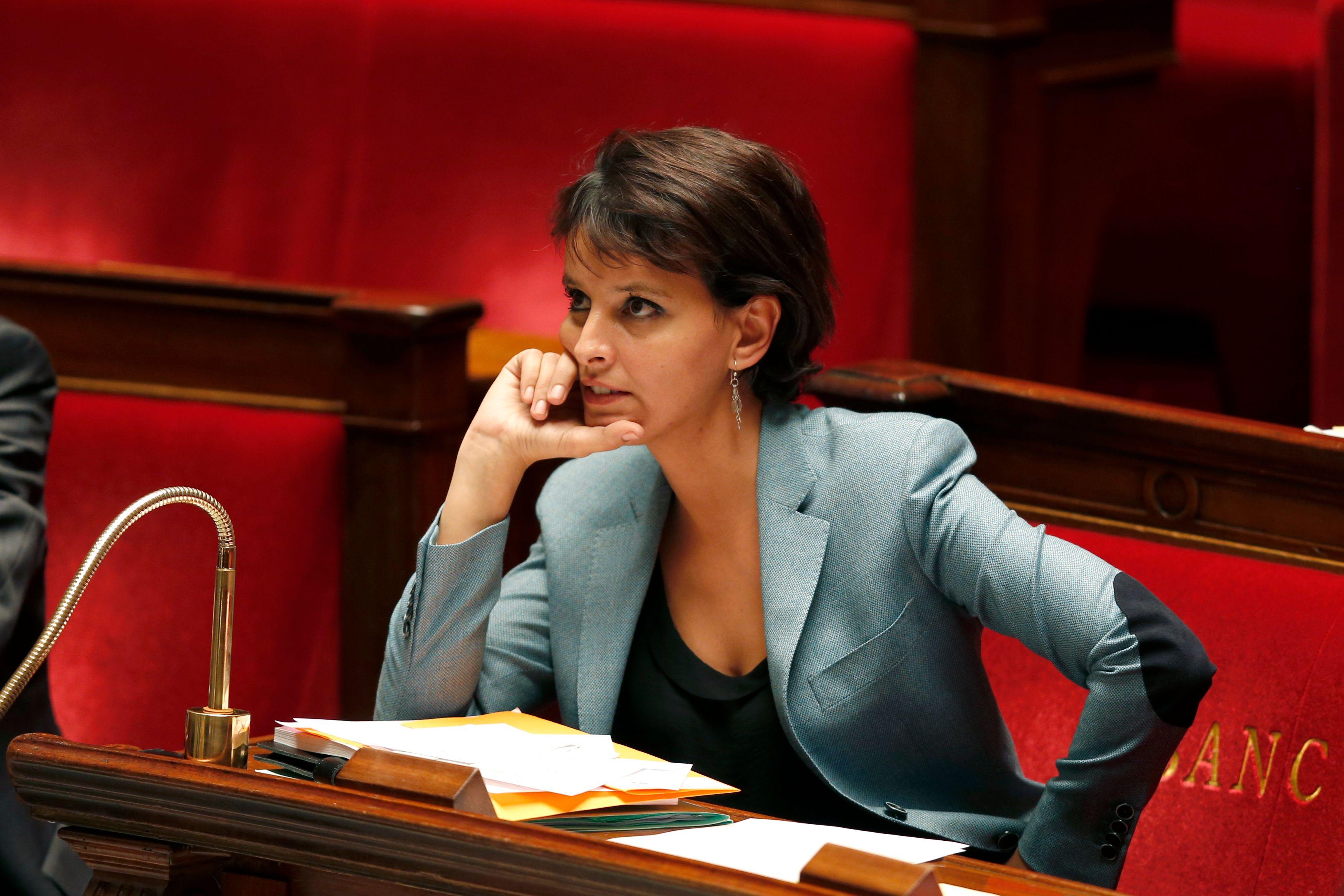 """IVG : la référence à la """"situation de détresse"""" est """"obsolète"""", estime Najat Vallaud-Belkacem"""