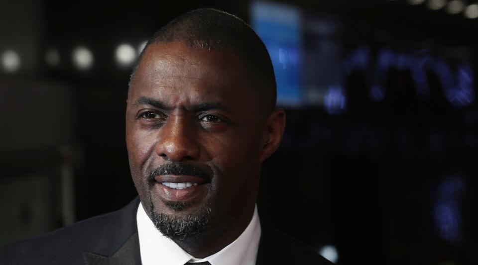 Idriss Elba élu homme le plus sexy sur terre