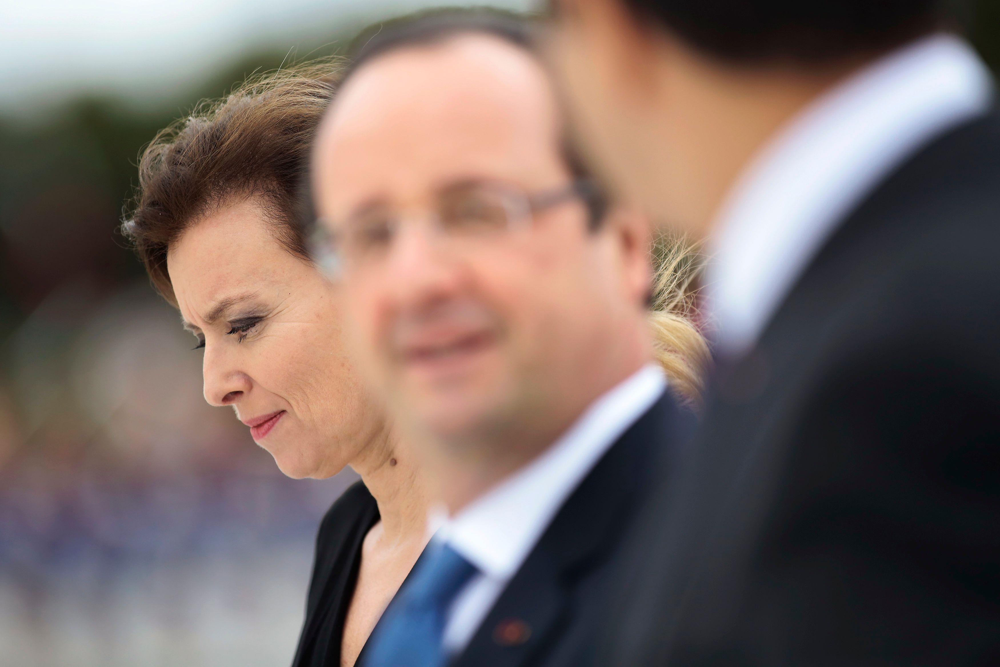 Rumeurs de liaison entre Julie Gayet et François Hollande : comment Valérie Trierweiler atout appris