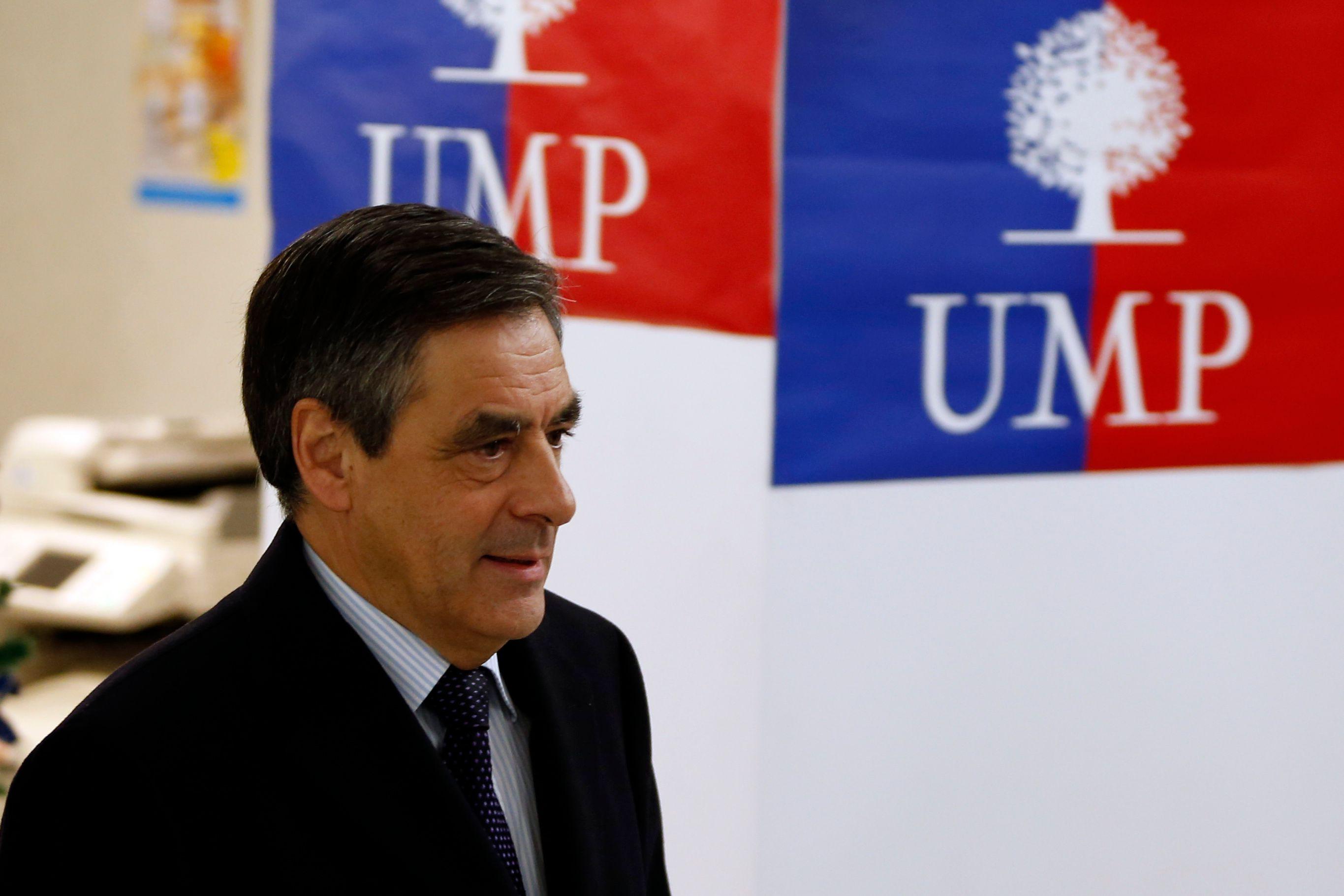 François Fillon s'en est pris à François Hollande