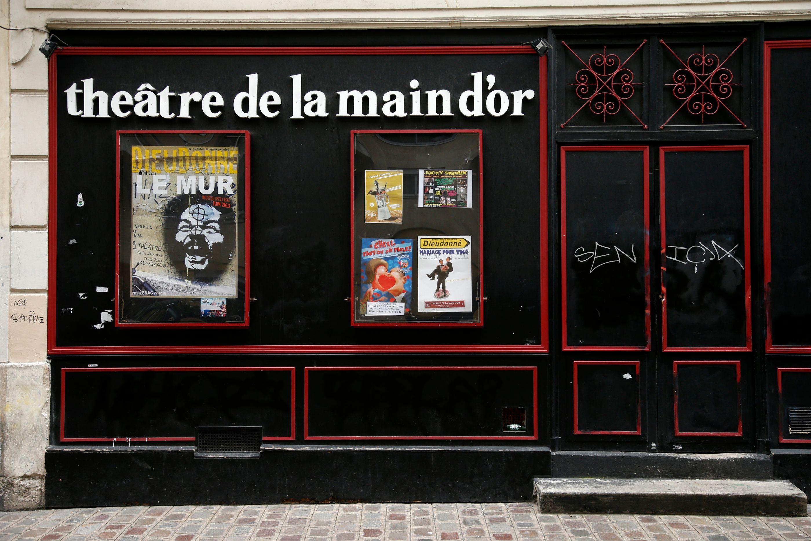 Aurélie Filippetti souhaite la fermeture du théâtre de la Main d'or