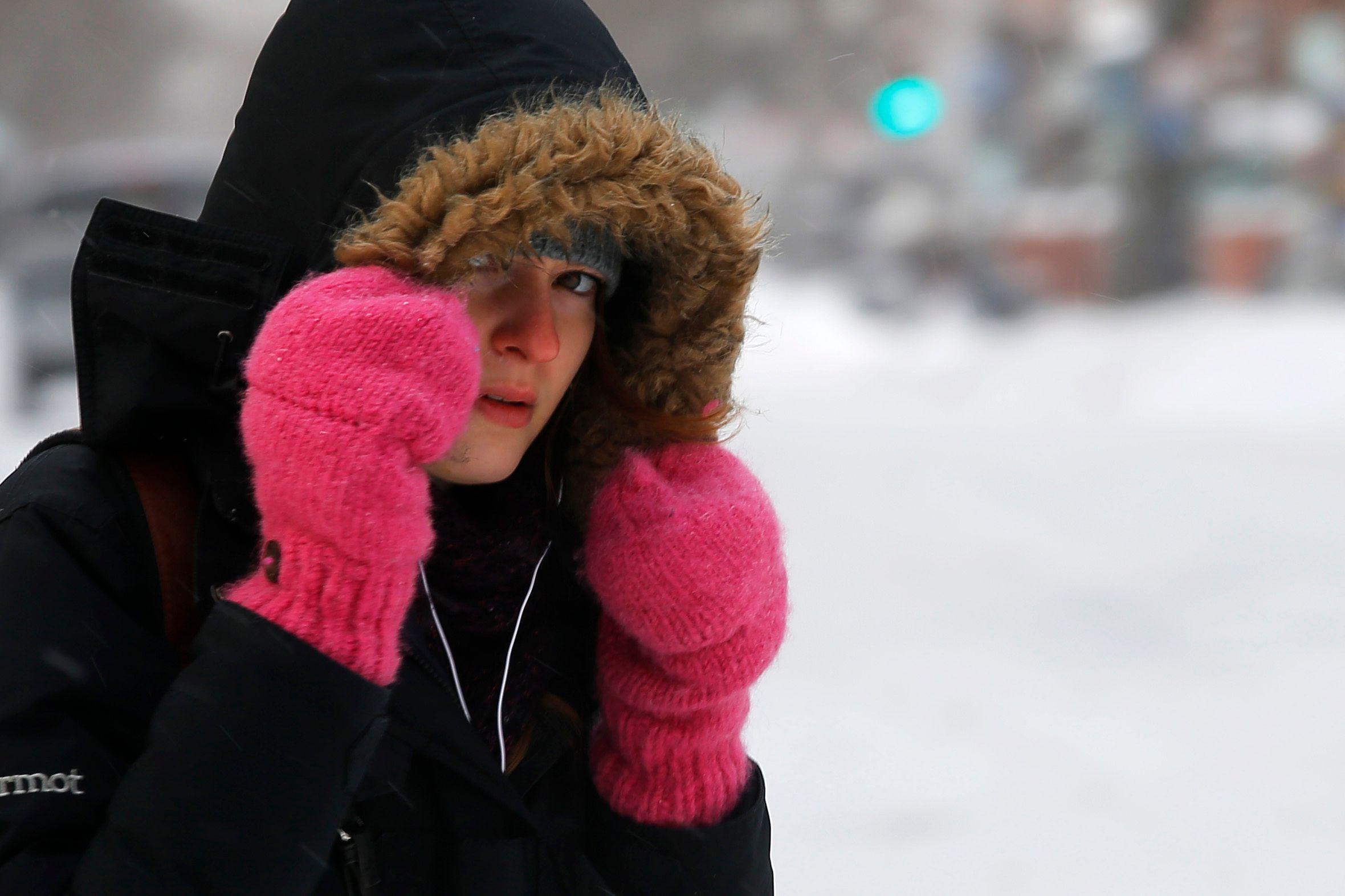 Etats-Unis : vague de froid historique dans le nord du pays