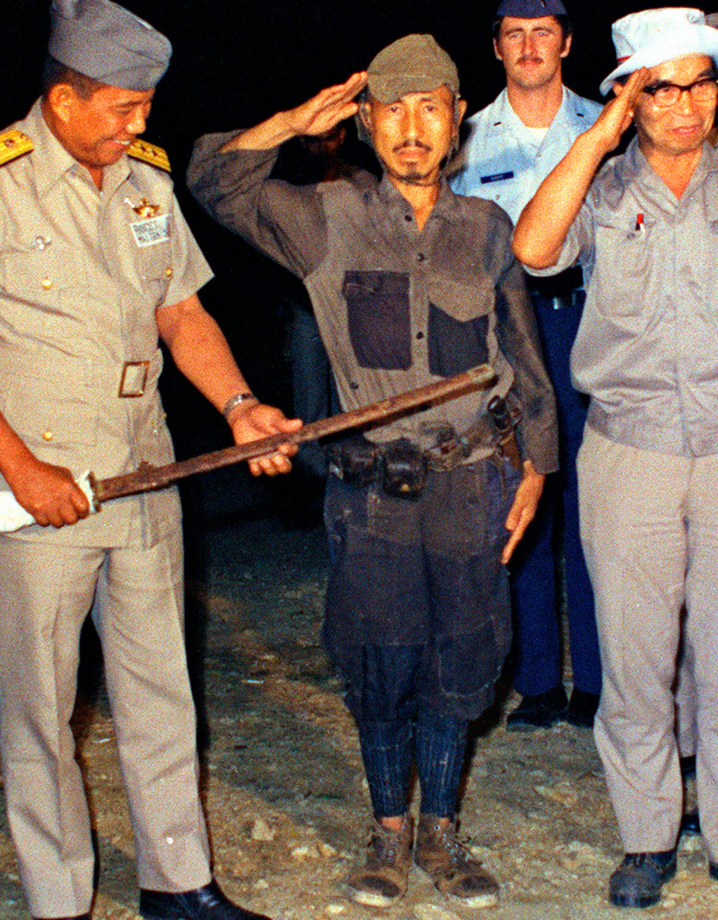 Hiroo Onoda est décédé ce jeudi