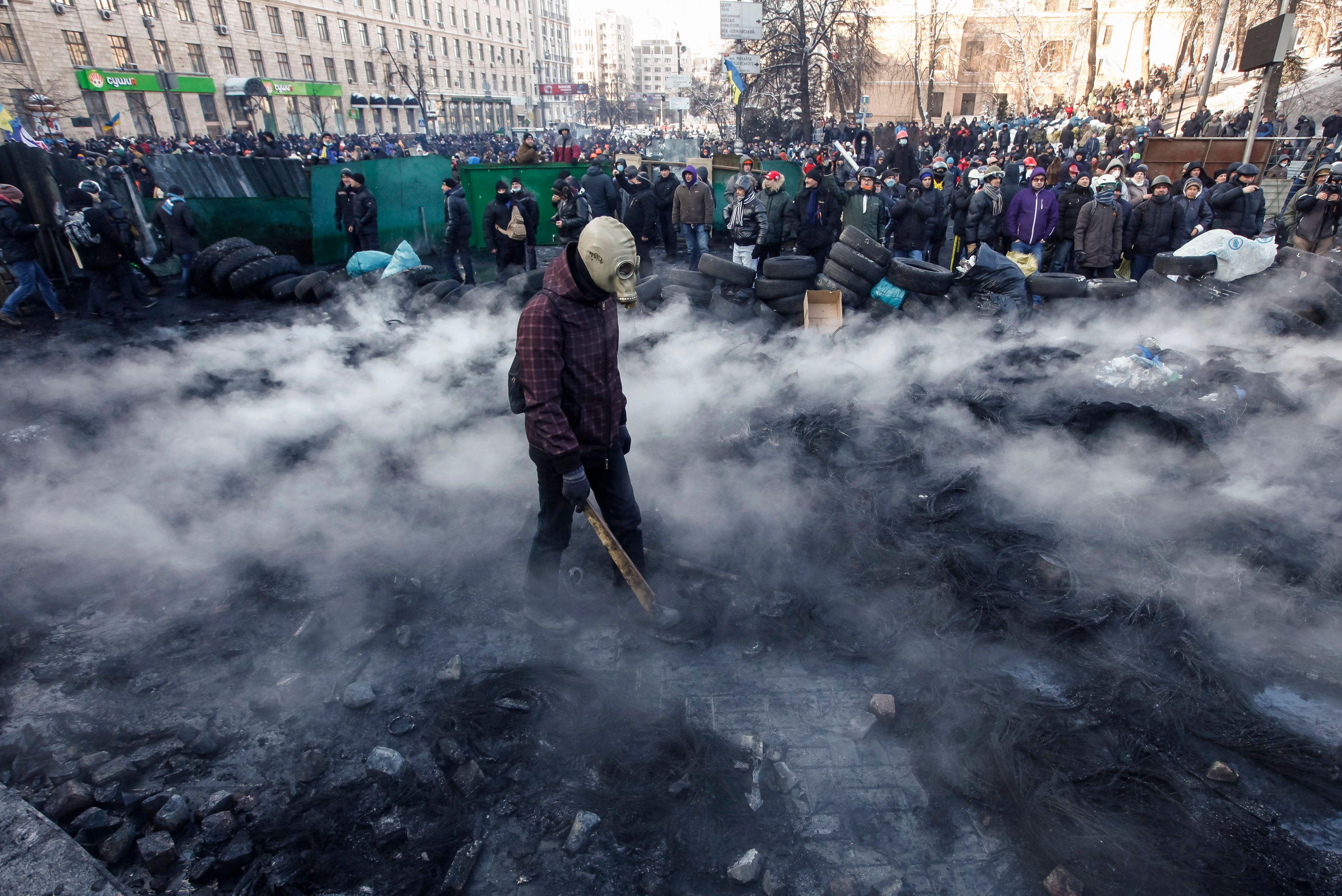 Ukraine : l'opposition refuse desoutenir la loi d'amnistie adoptée par le Parlement