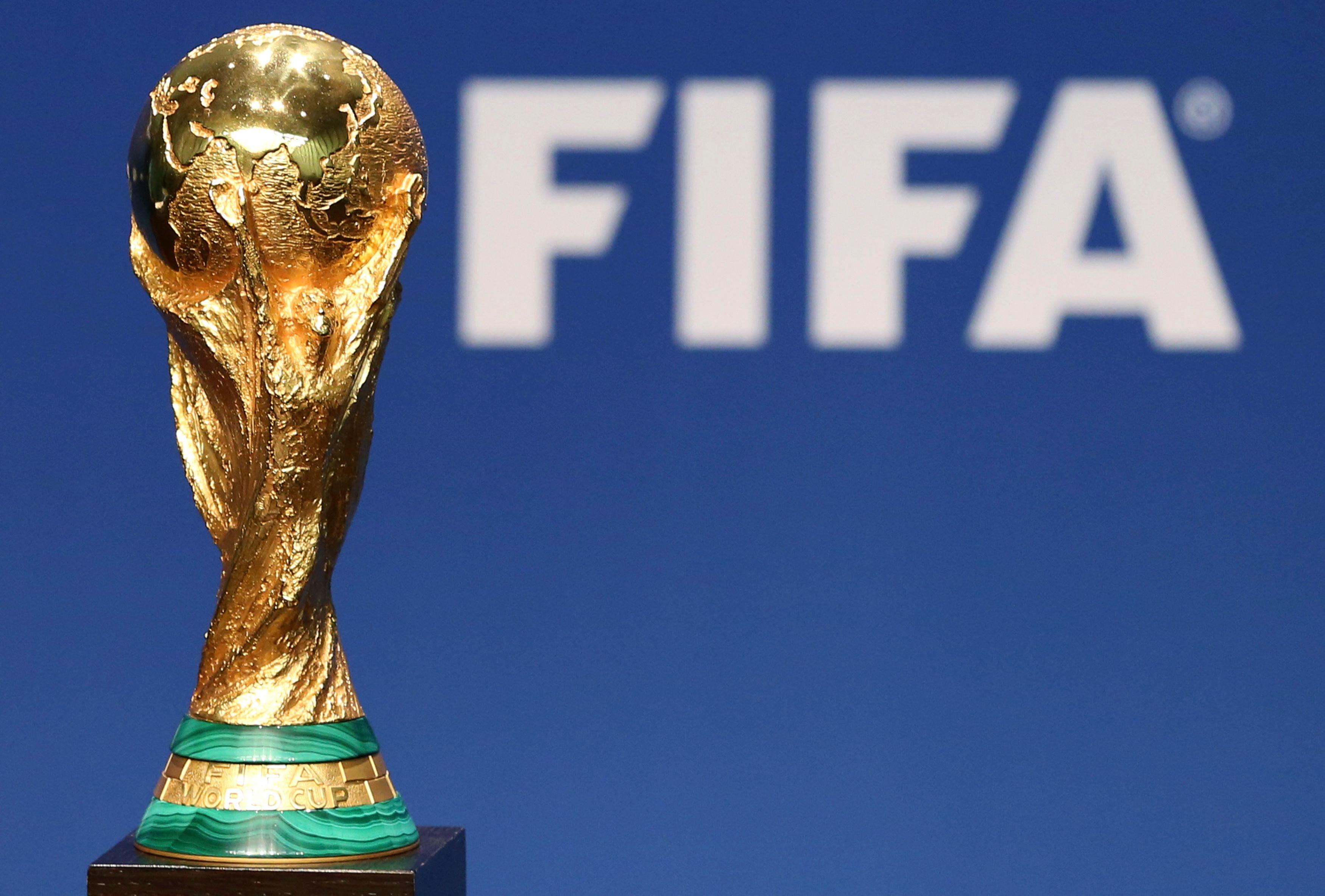 La coupe du monde, tant convoitée.
