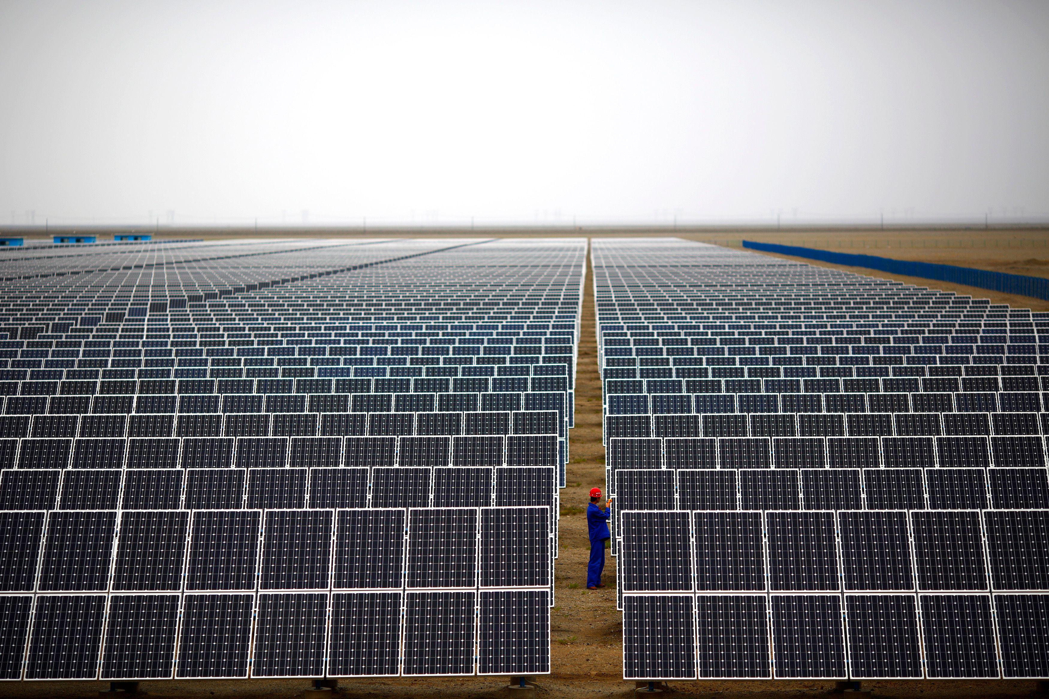 Transition énergétique : comment rendre l'électricité solaire compétitive
