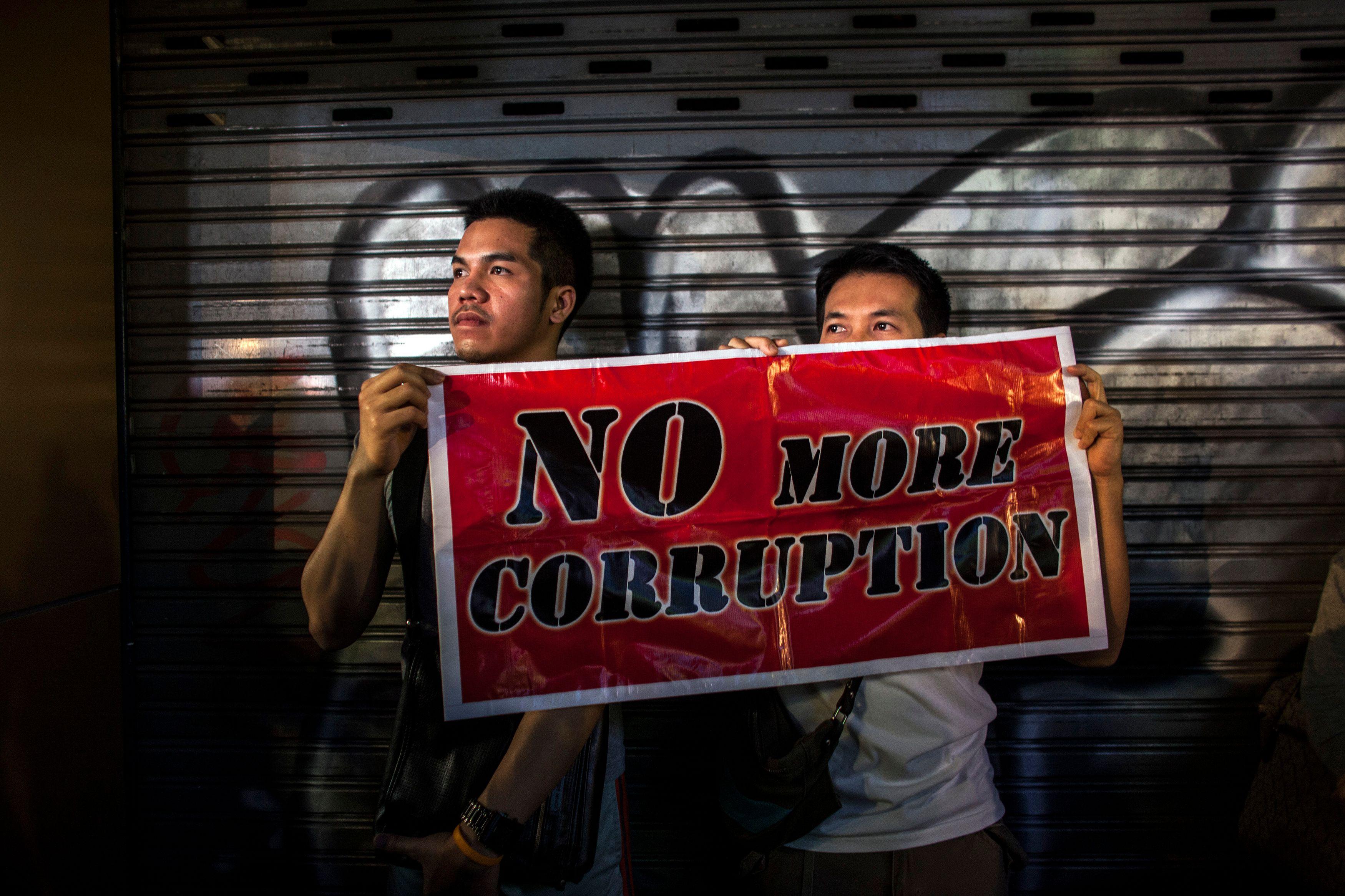 L'ONG Transparency International a récemment publié son dernier rapport sur l'indice de perception de la corruption à travers le monde