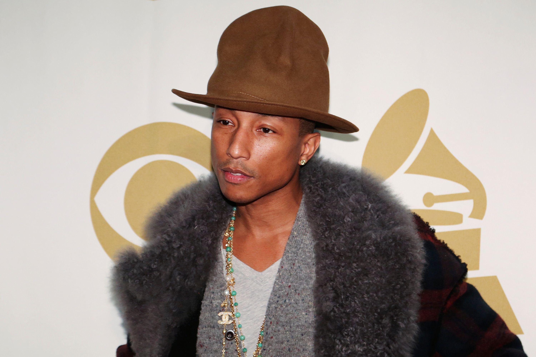 Pharrell Williams : son drôle dechapeau bat des records surGoogle