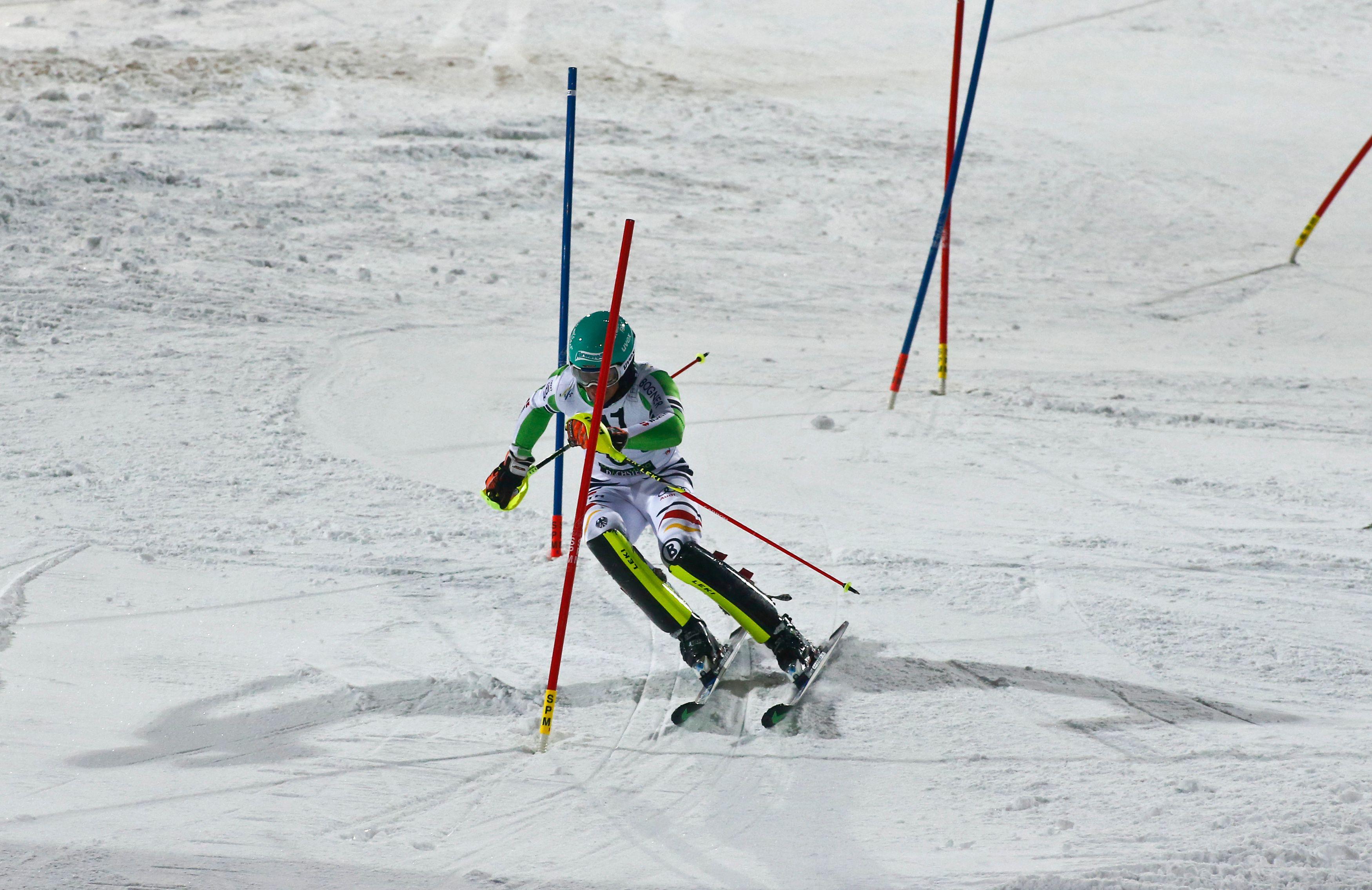 Un slalomeur participera aux Jeux Olympiques alors qu'il est aussi chauffeur de taxi