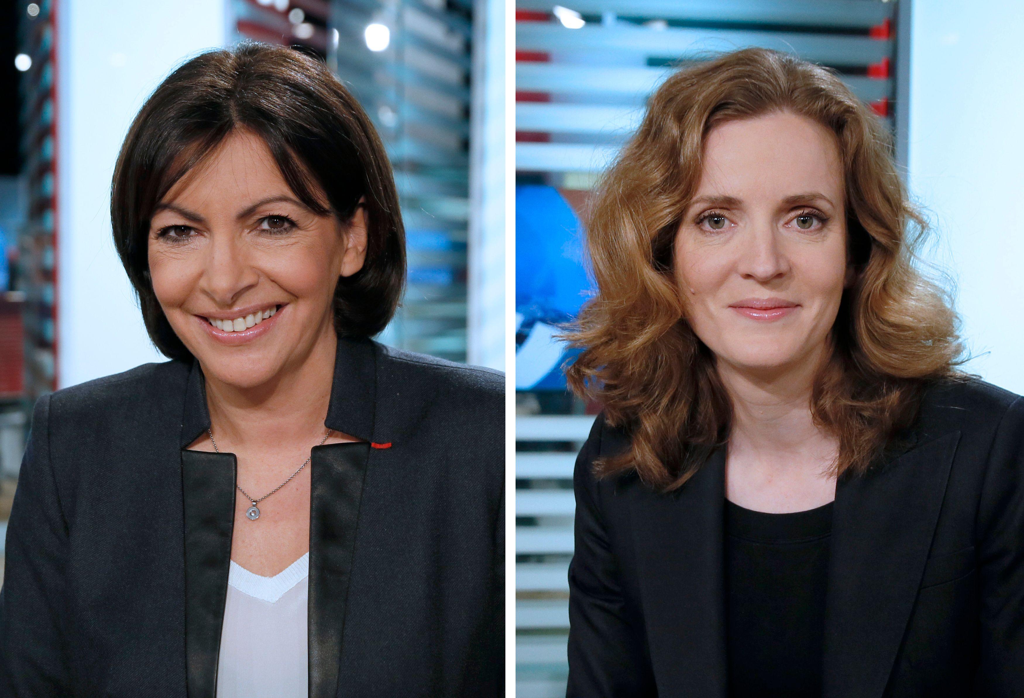 Municipales à Paris : ce qu'il faut retenir du premier débat entre Anne Hidalgo, NKM et lesautres candidats