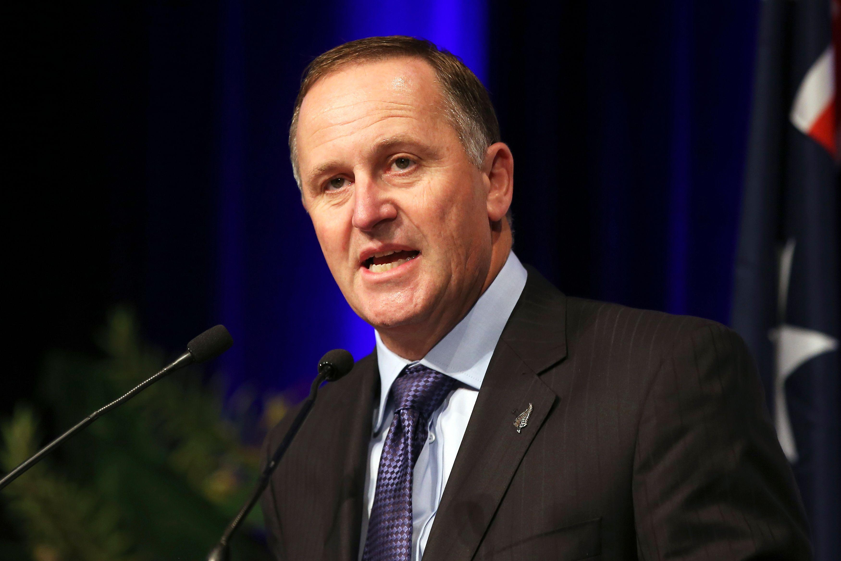 """Nouvelle-Zélande : le Premier ministre obligé de démentir être """"un reptile"""""""