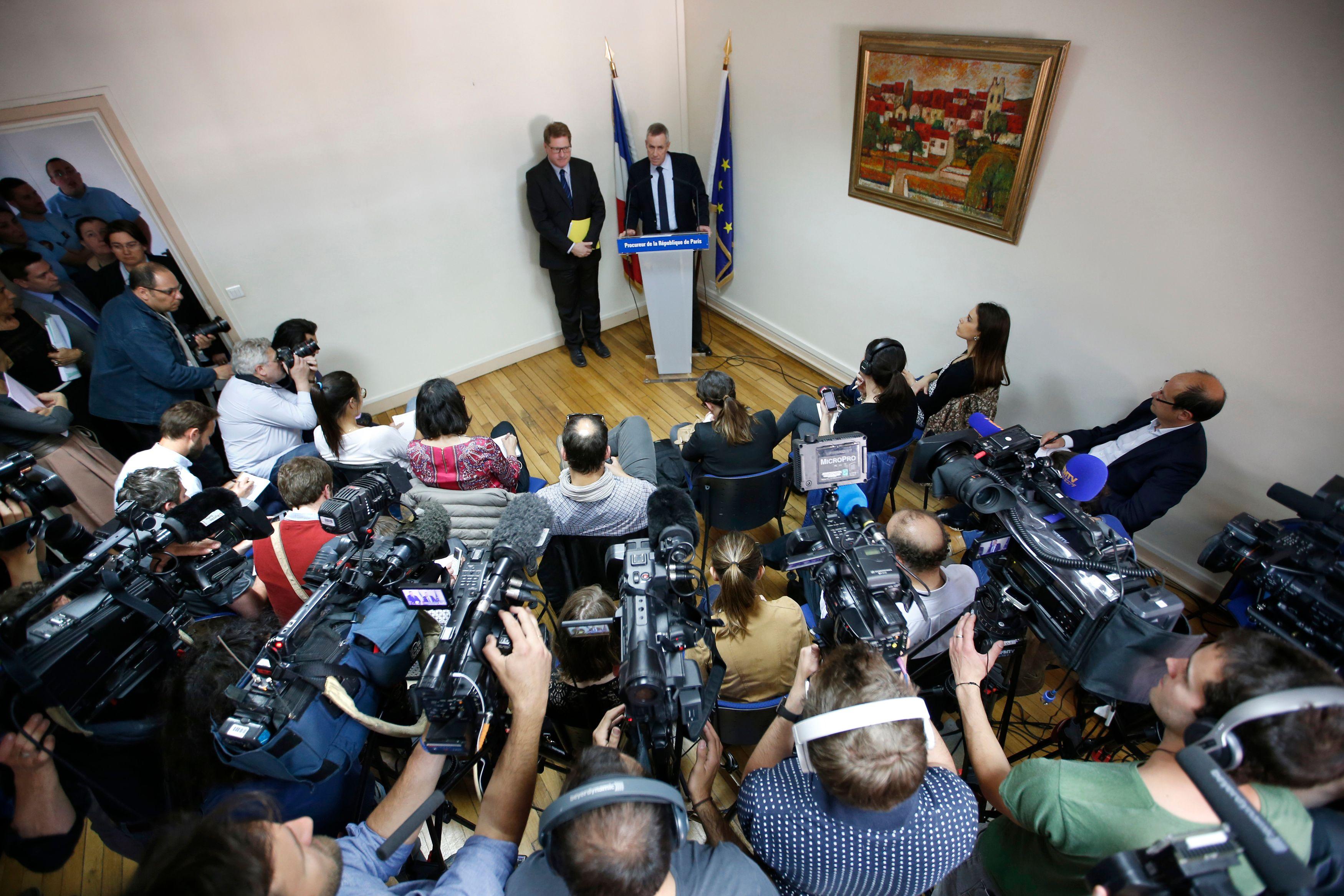 Saint-Etienne-du-Rouvray : ce qu'il faut retenir de la conférence de presse du procureur François Molins
