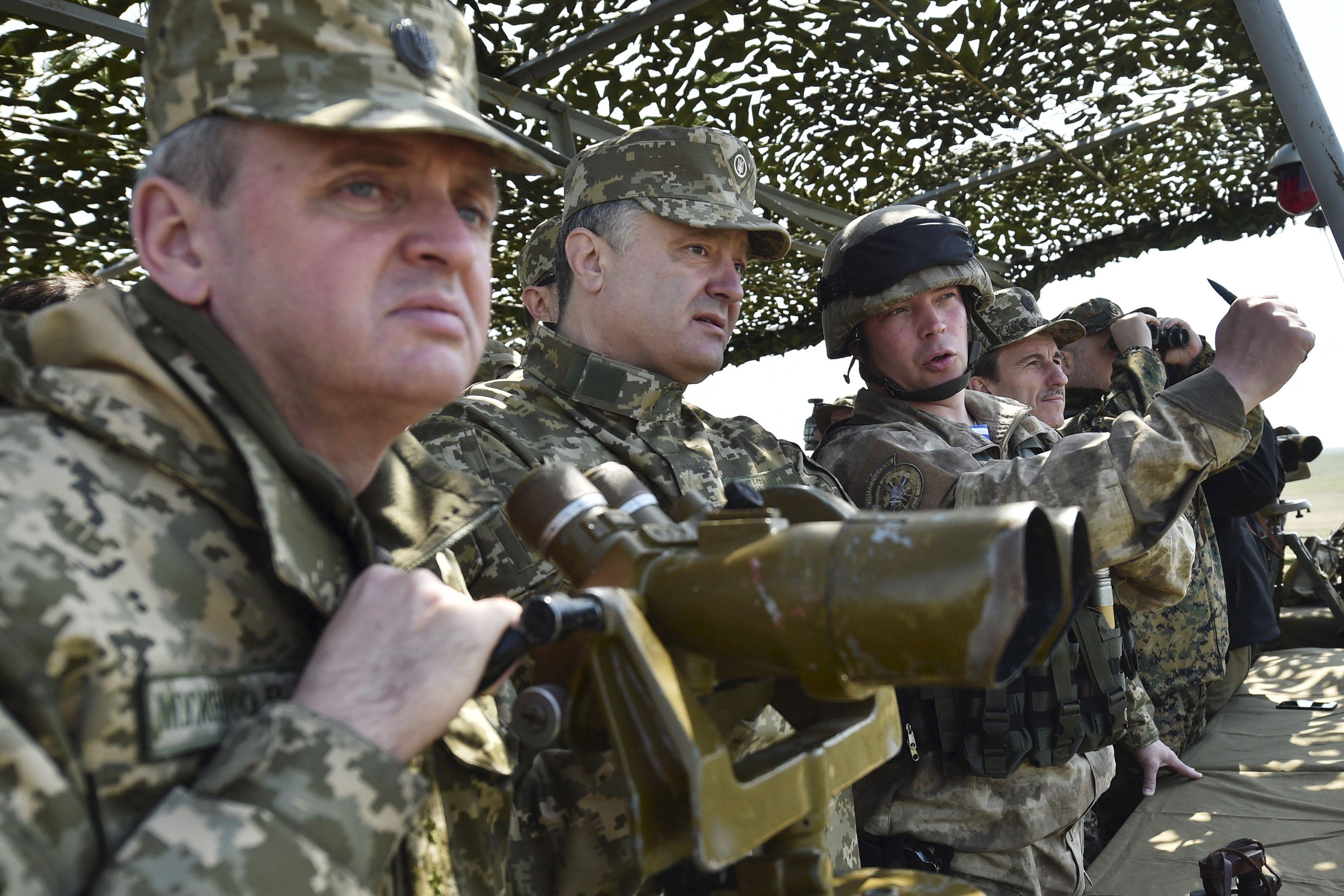 D'Ukraine en Printemps arabes: révolutions inutiles et interventions chaotiques