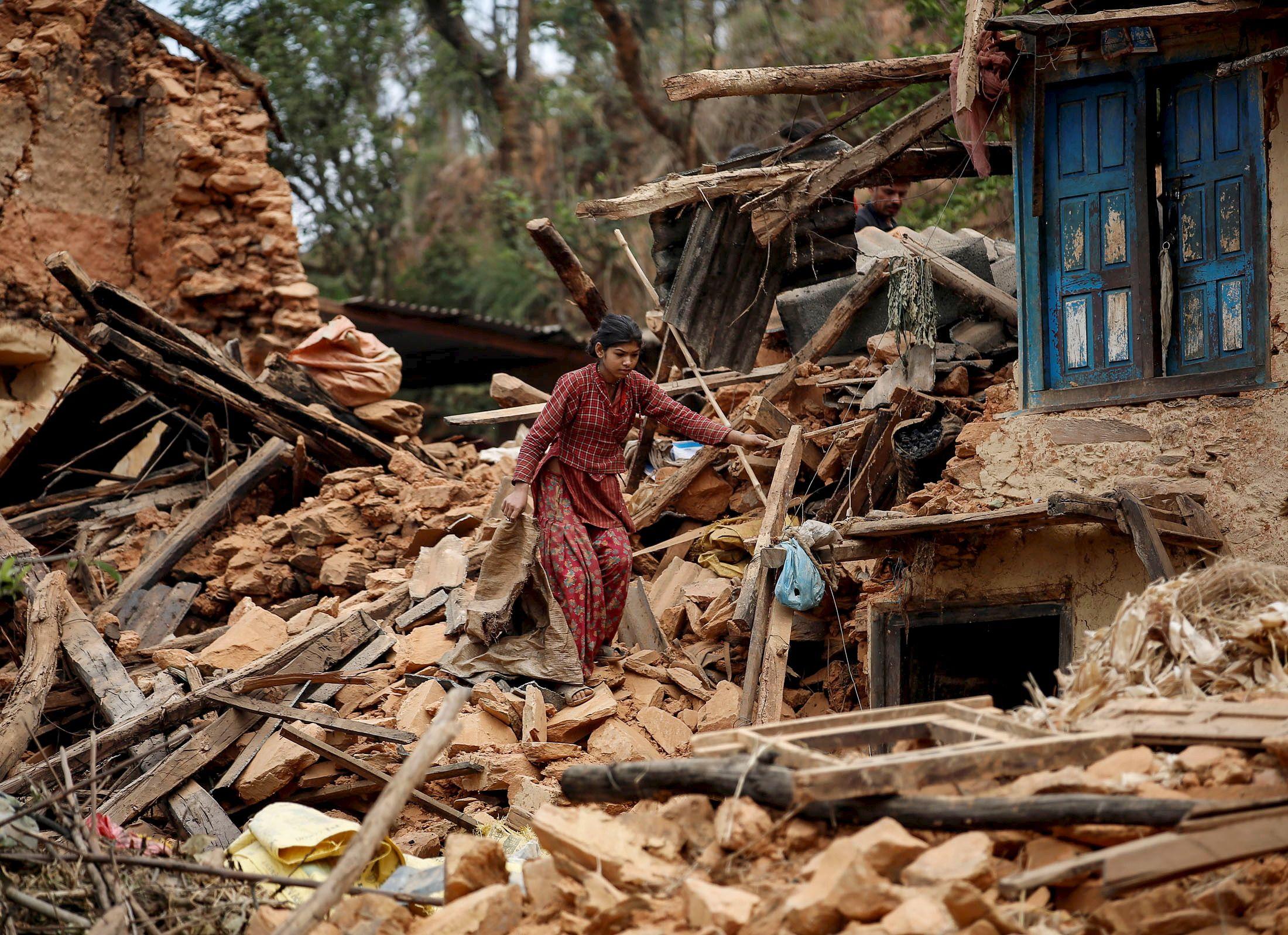 Séisme au Népal : le bilan français fait état de 3 morts, 7 disparus et 79 personnes injoignables