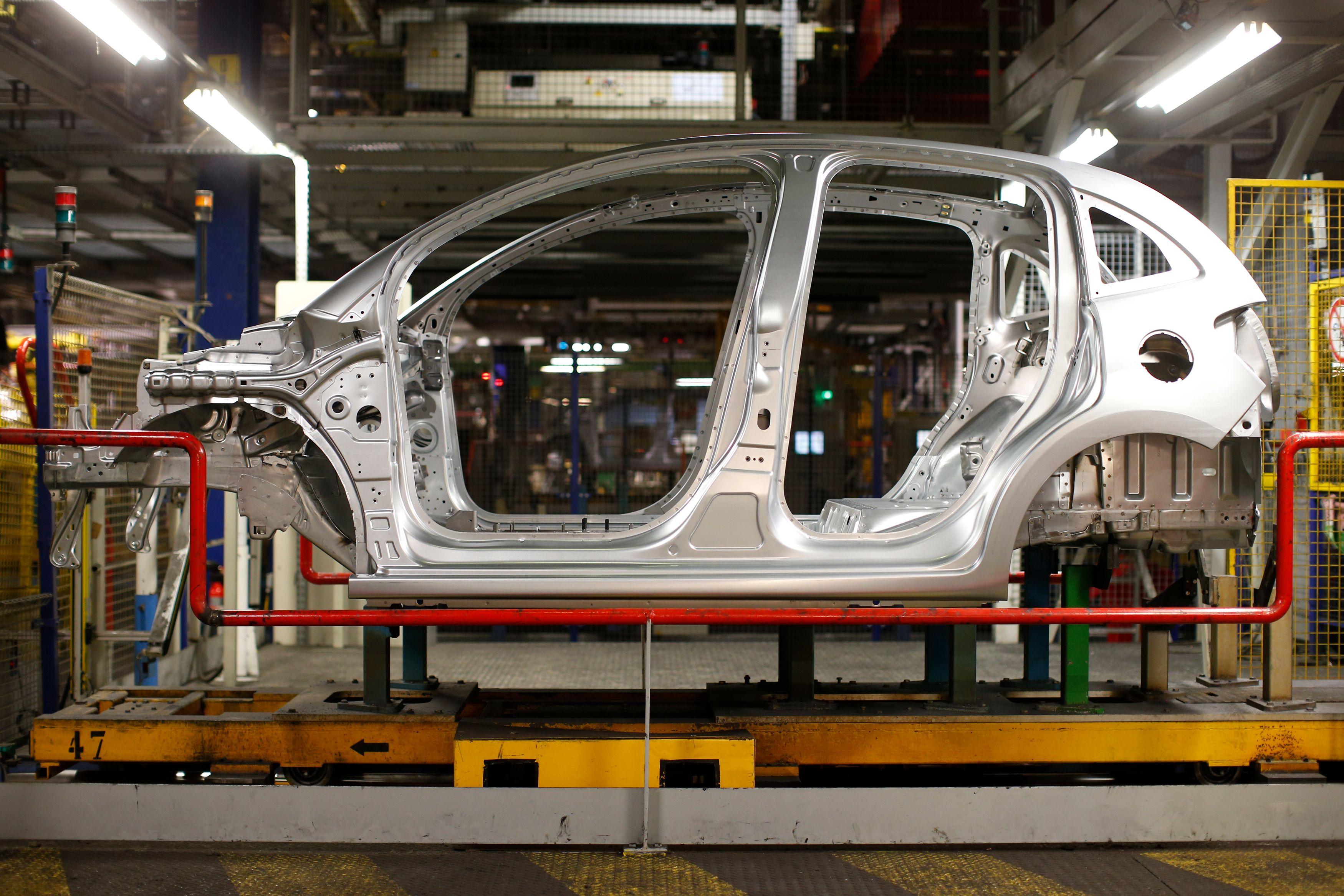 La France en pleine hécatombe industrielle