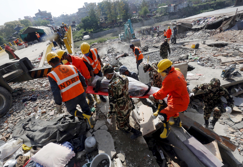 Ce séisme de magnitude 7,8 est le plus dévastateur qu'a connu le Népal depuis 80 ans.