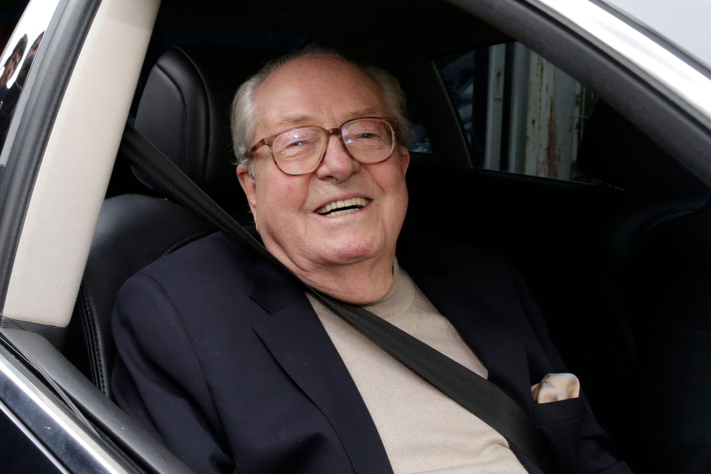 Parlement européen : l'immunité de Jean-Marie Le Pen levée