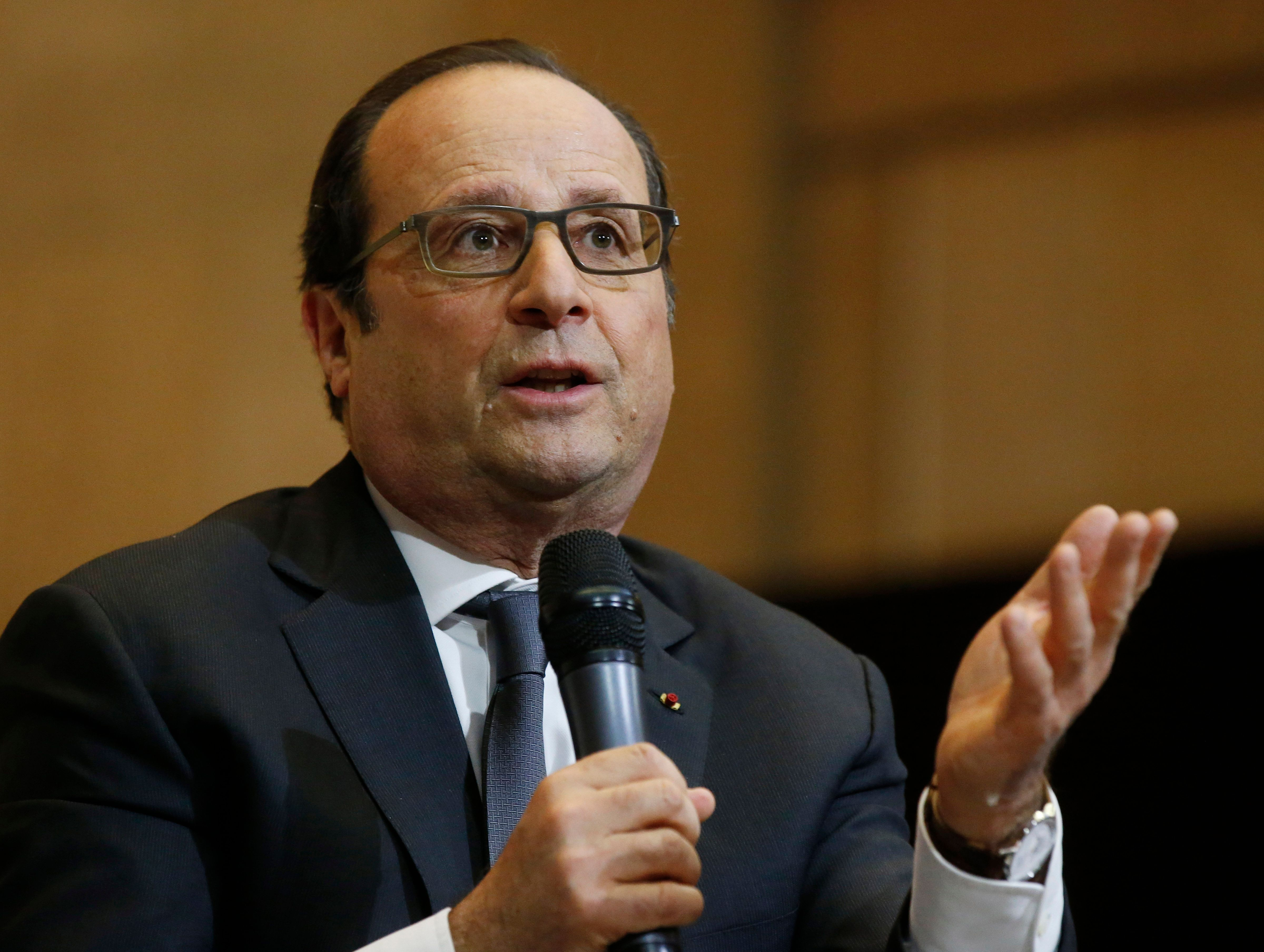 3 ans que François Hollande est à l'Elysée.