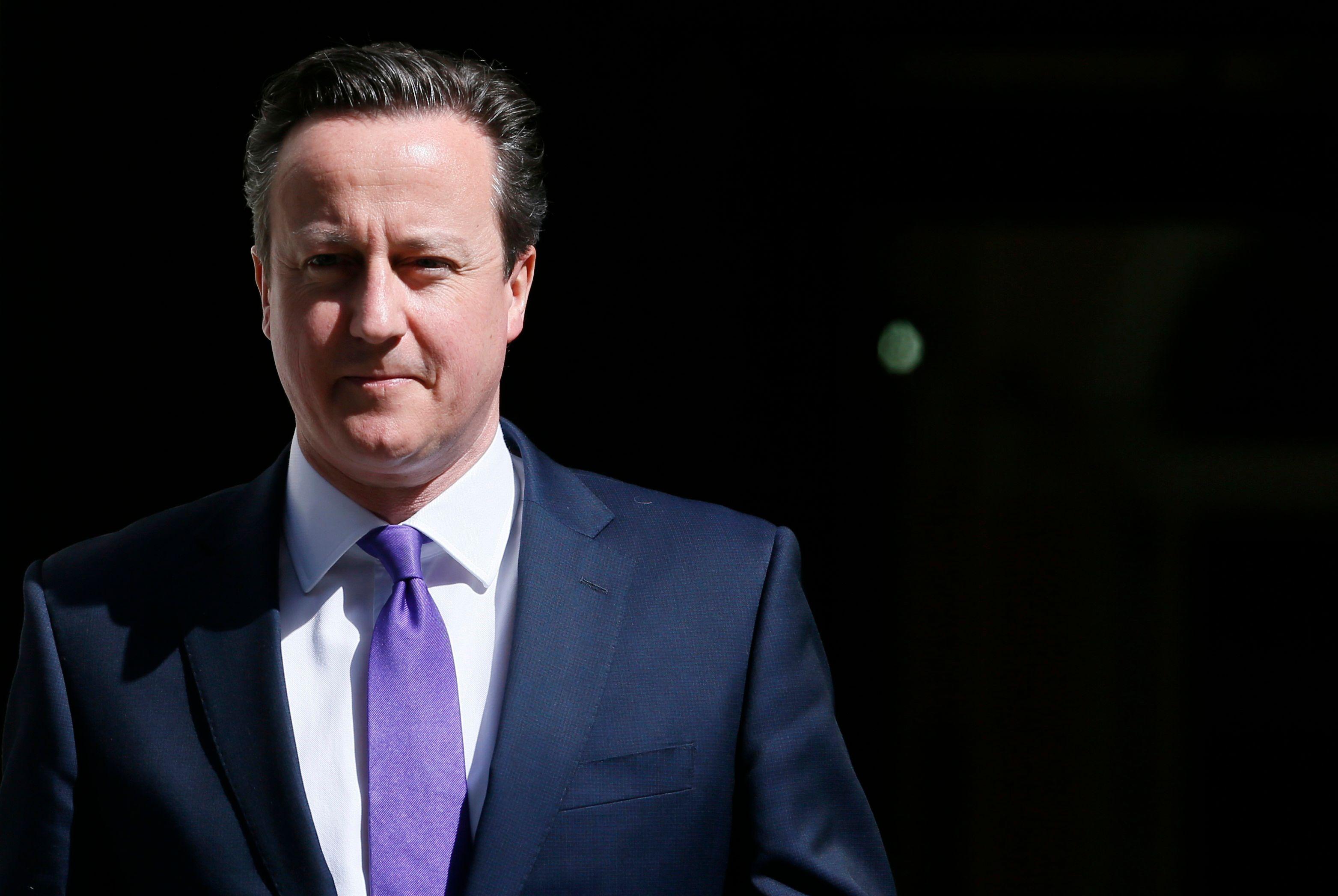 David Cameron a annonce que le référendum britannique sur la sortie de l'Union européenne aura lieu en 2016