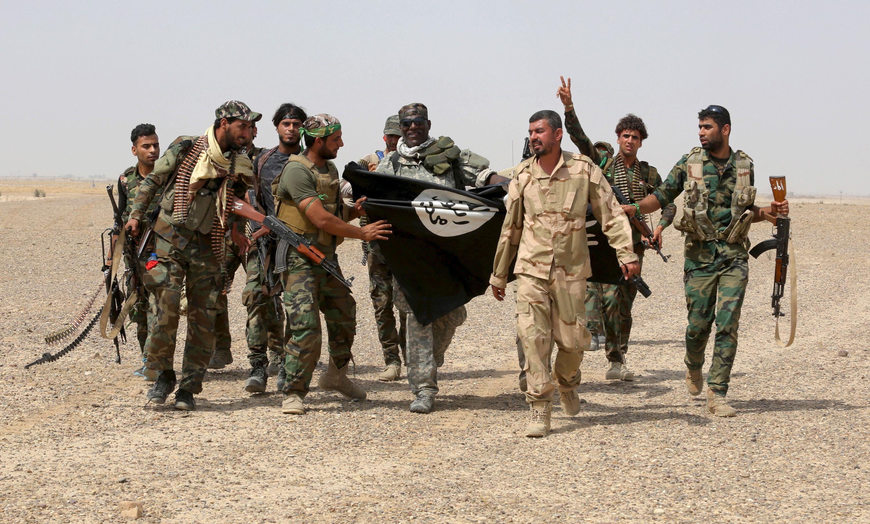La nature, l'essence de l'Etat islamique est indéniablement celle d'une armée mercenaire.