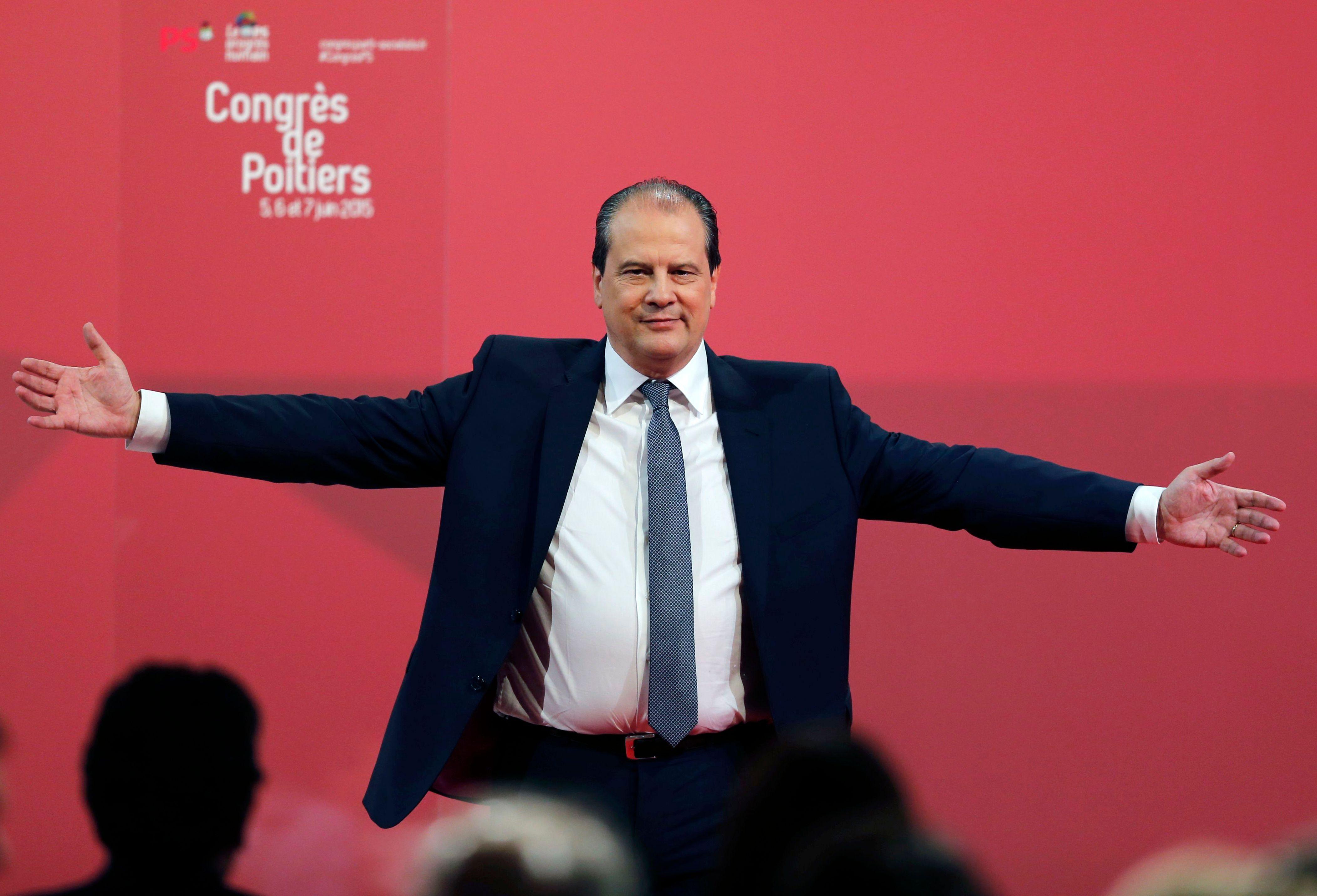 """Parti socialiste : Manuel Valls est """"un de nos présidentiables"""" assure Jean-Christophe Cambadélis"""