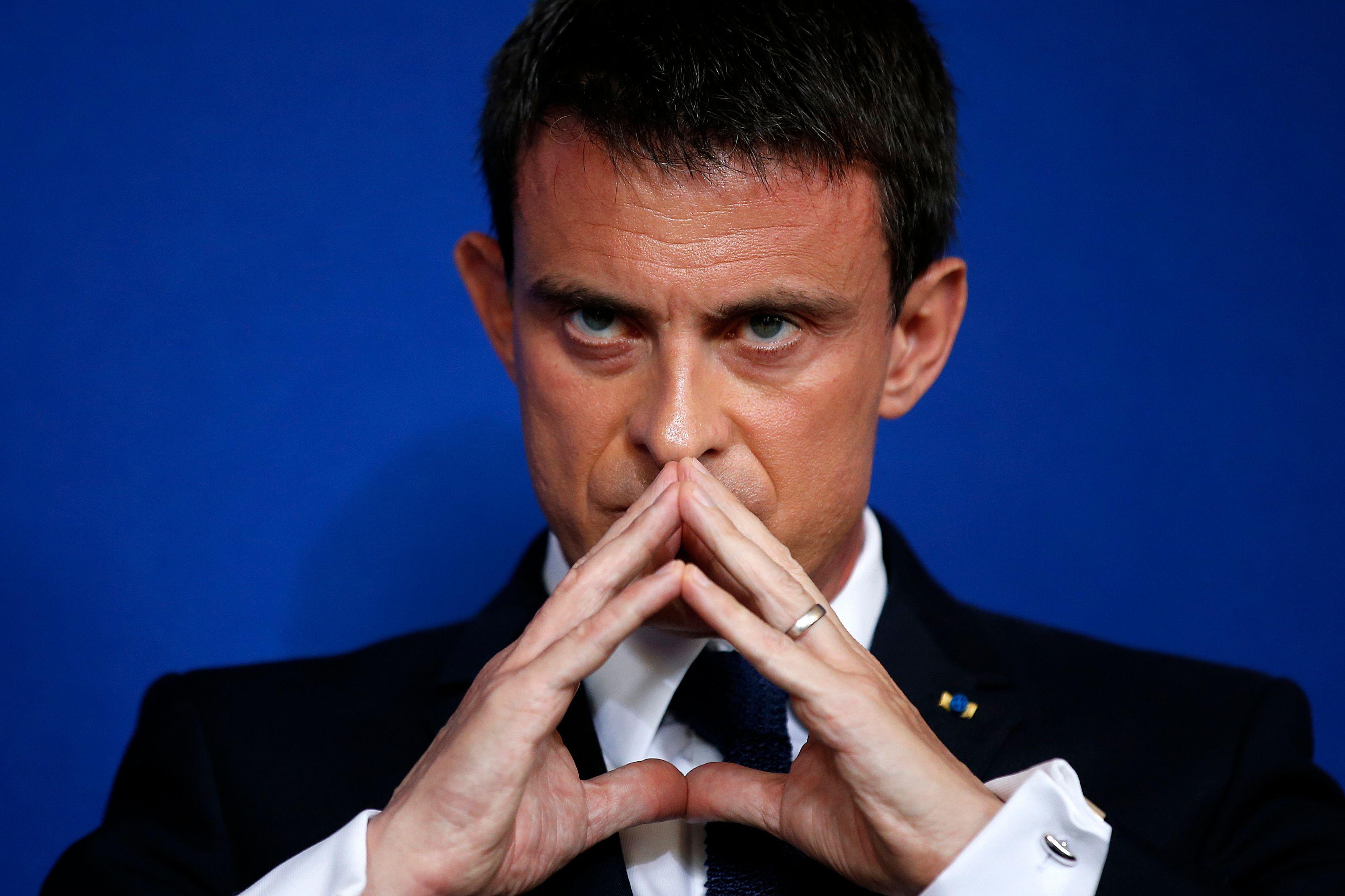 """Migrants, chômage, économie : les principales déclarations de Manuel Valls dans """"Des paroles et des actes"""""""