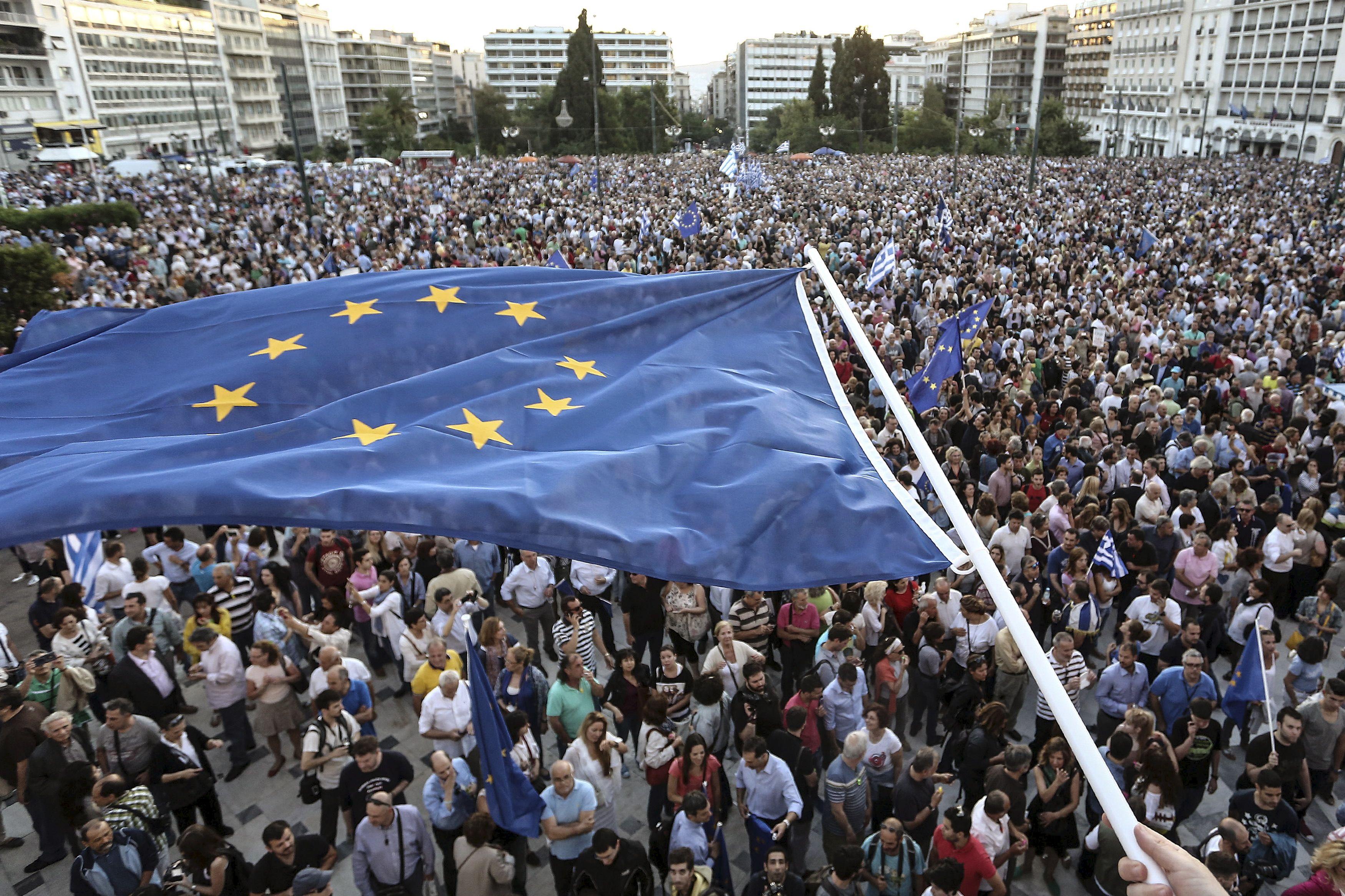 Le réveil de l'Europe