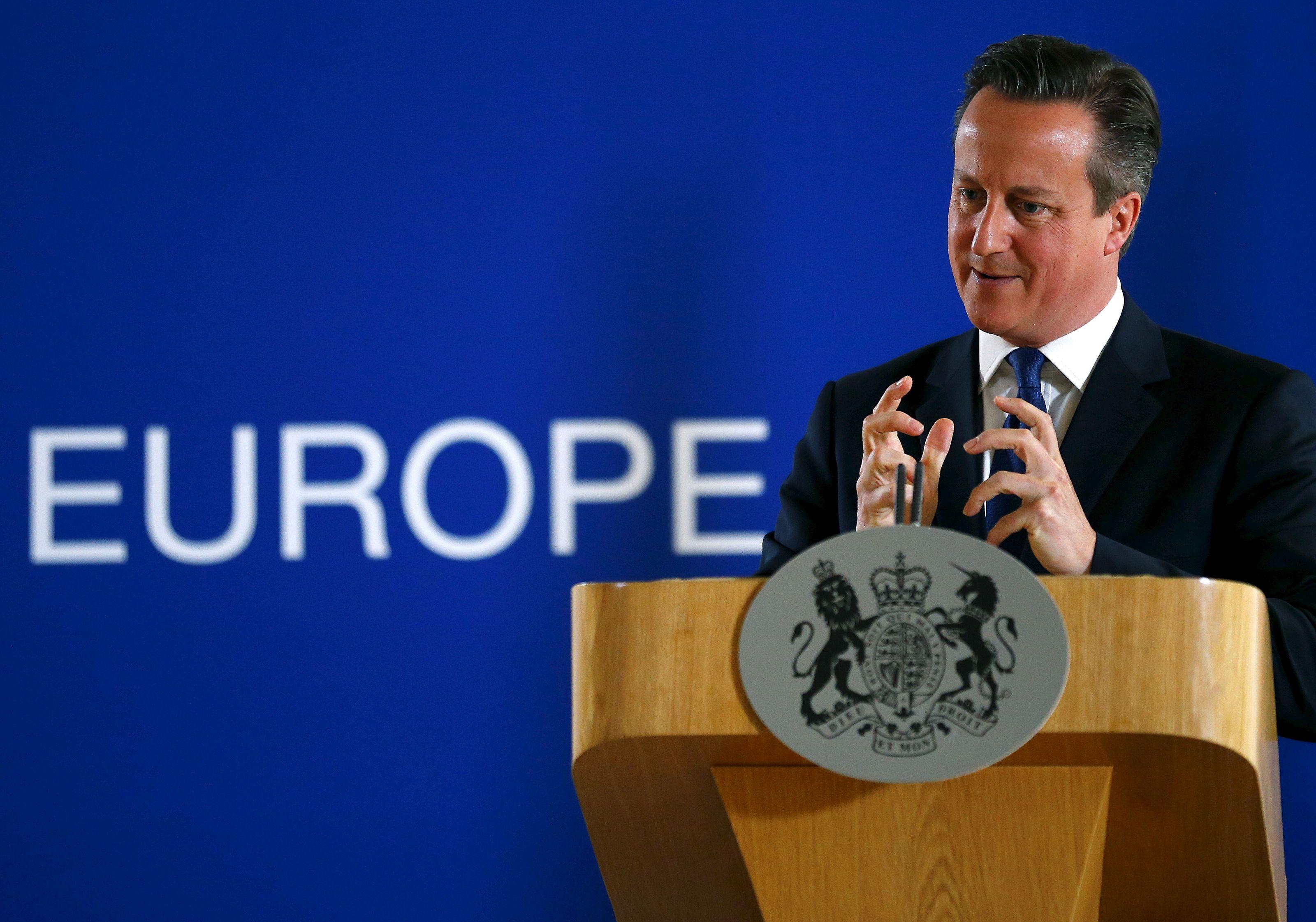 Le Brexit : David Cameron a-t-il remporté la grande victoire qu'il prétend ? On peut en douter...
