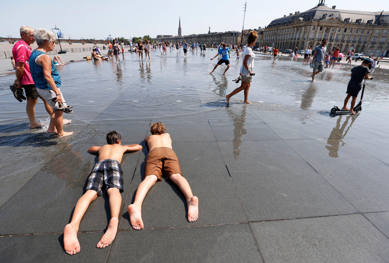 Les impacts du changement climatique ou quand en 2050 le climat de Bordeaux sera celui de Séville aujourd'hui