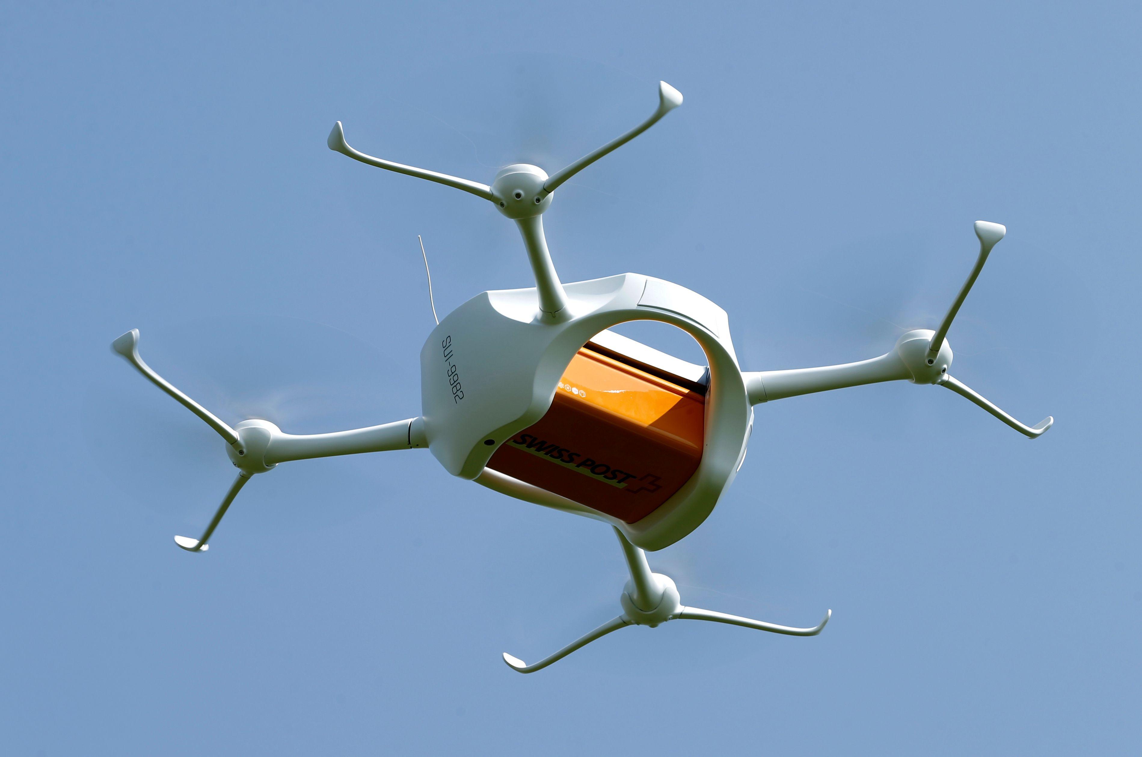 Un drone sous le sapin ? Voici les zones où vous pourrez l'utiliser