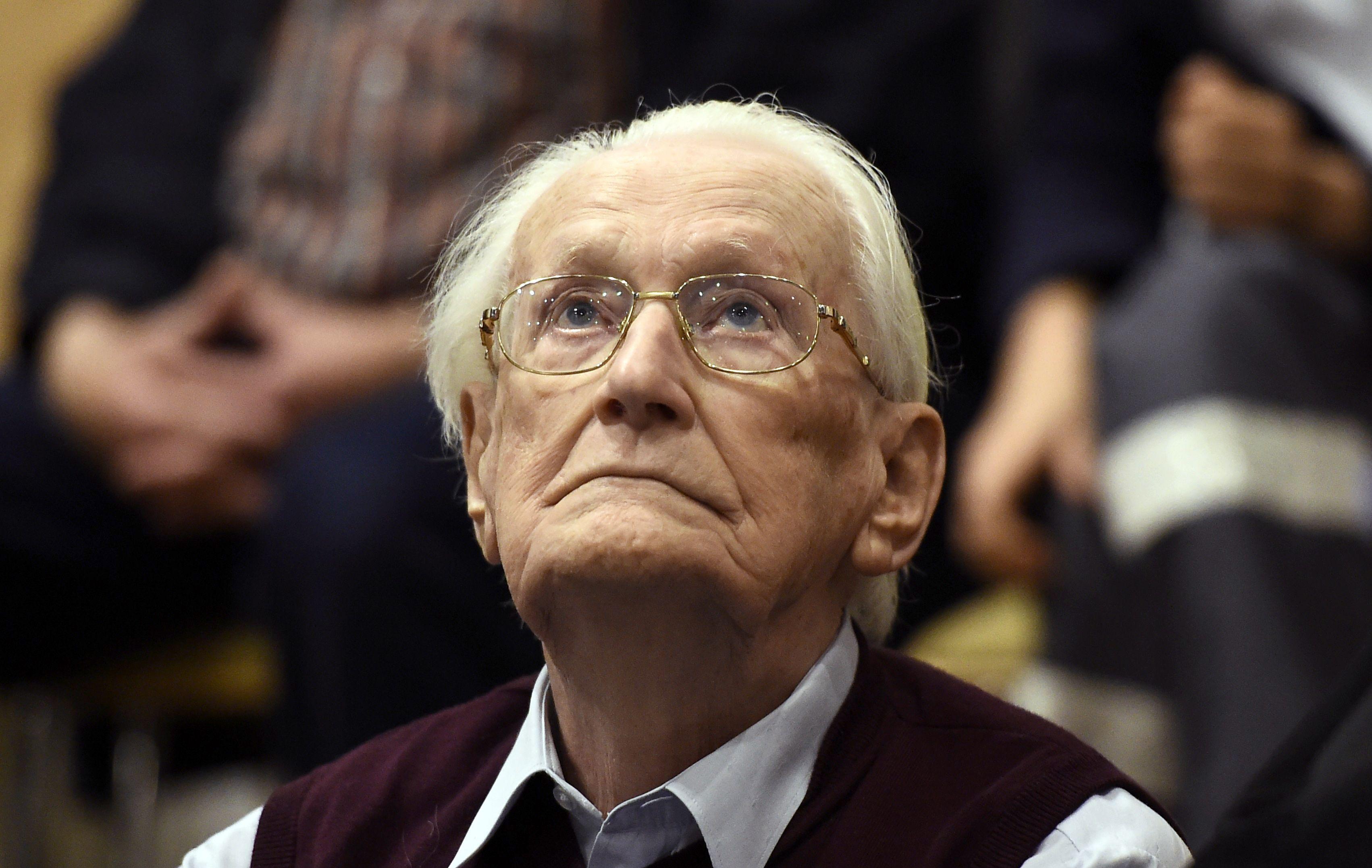 Allemagne: l'ancien comptable d'Auschwitz condamné à 4 ans de prison