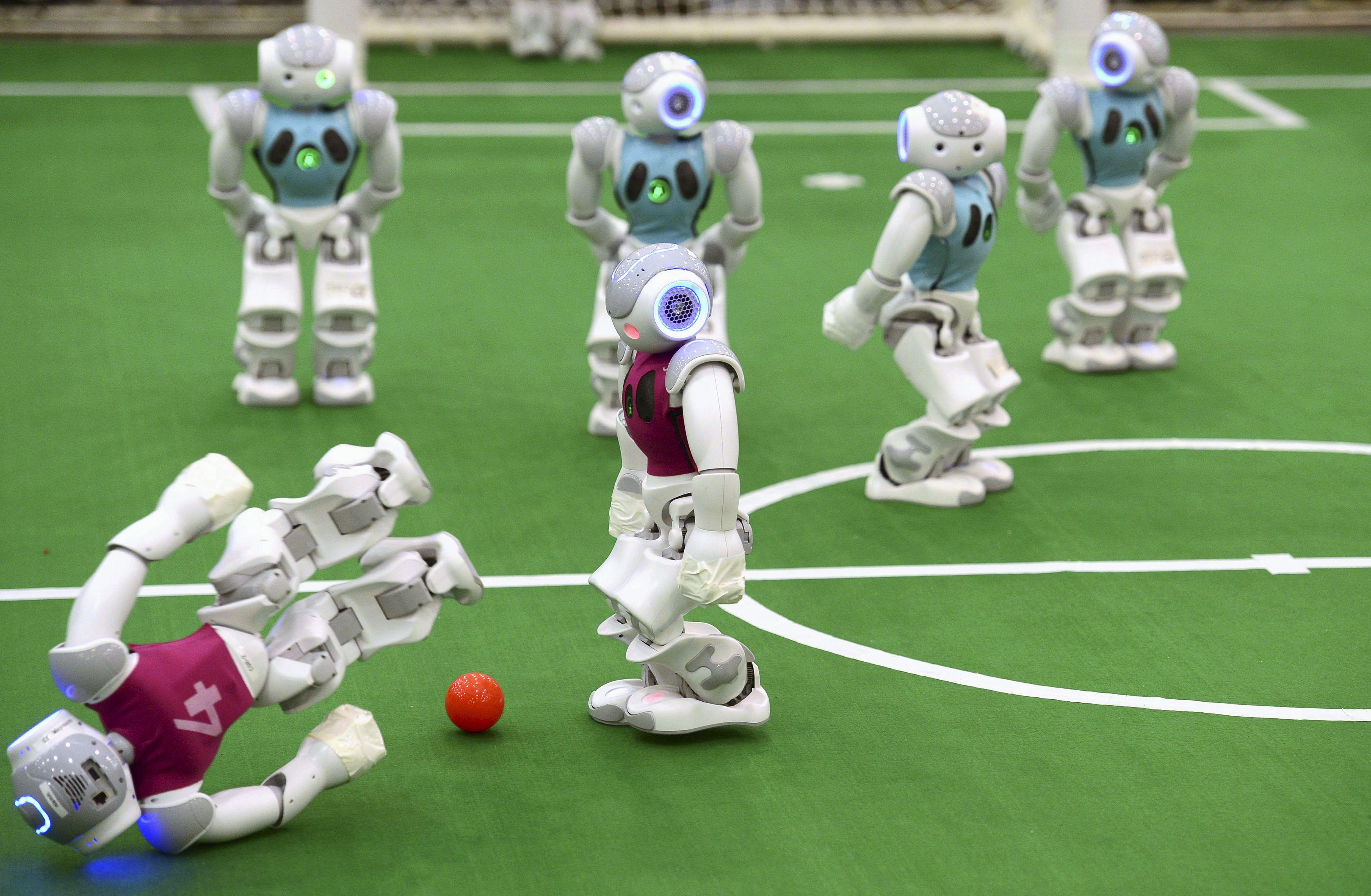 Nous sommes tous constitués de minuscules machines.