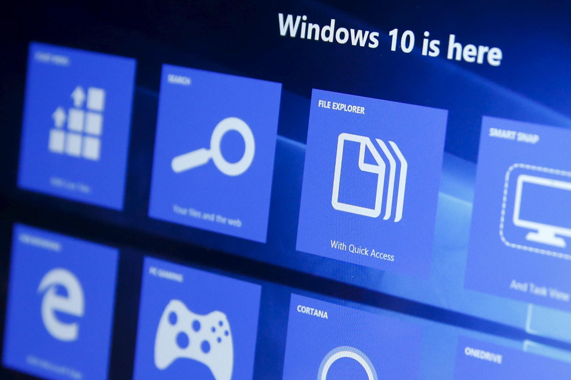 Ce qu'il faut attendre de la nouvelle mise à jour de Windows 10