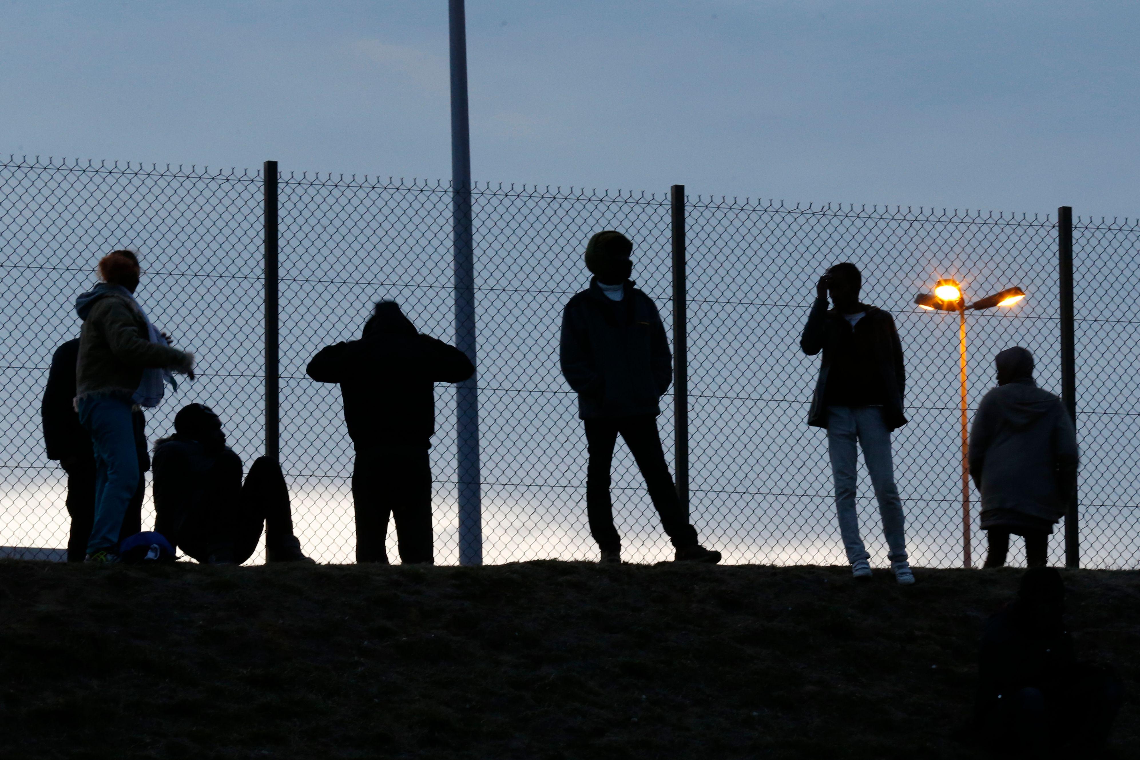 Le tunnel sous la Manche bloqué par les migrants toute la nuit