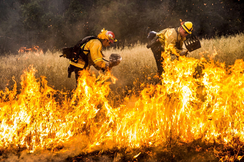 Les incendies en Californie ont rejeté autant de CO² que l'ensemble de la pollution énergétique de la région
