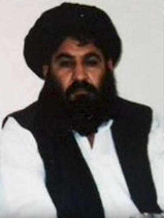 Mullah Akhtar Mohammad Mansoor.