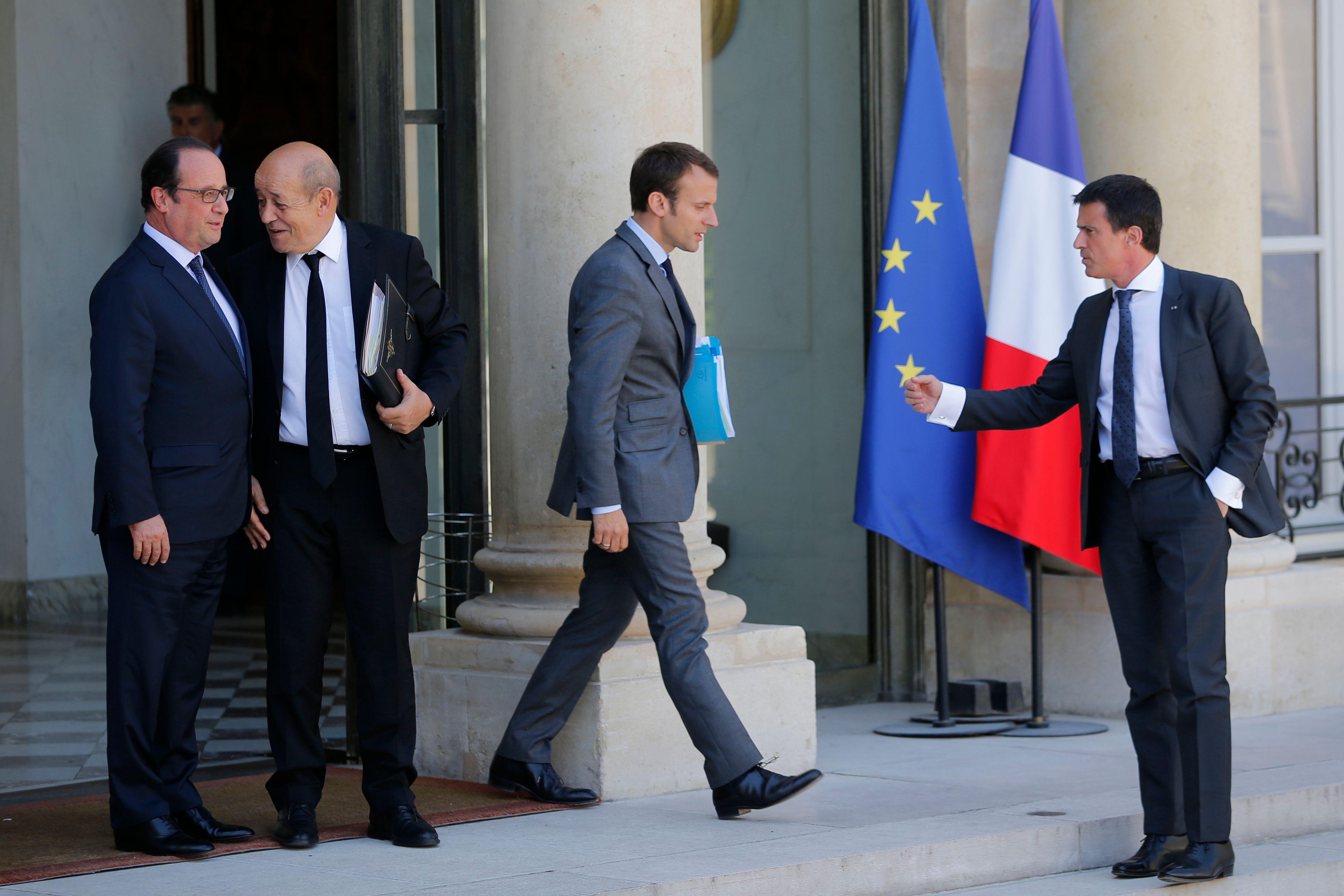 """Manuel Valls : """"Parfois, il y a des positions irréconciliables et il faut l'assumer"""""""