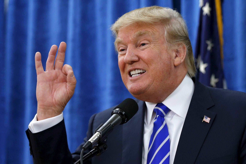 En matière d'impôts, le fantasque Donald Trump devient désespérément conventionnel