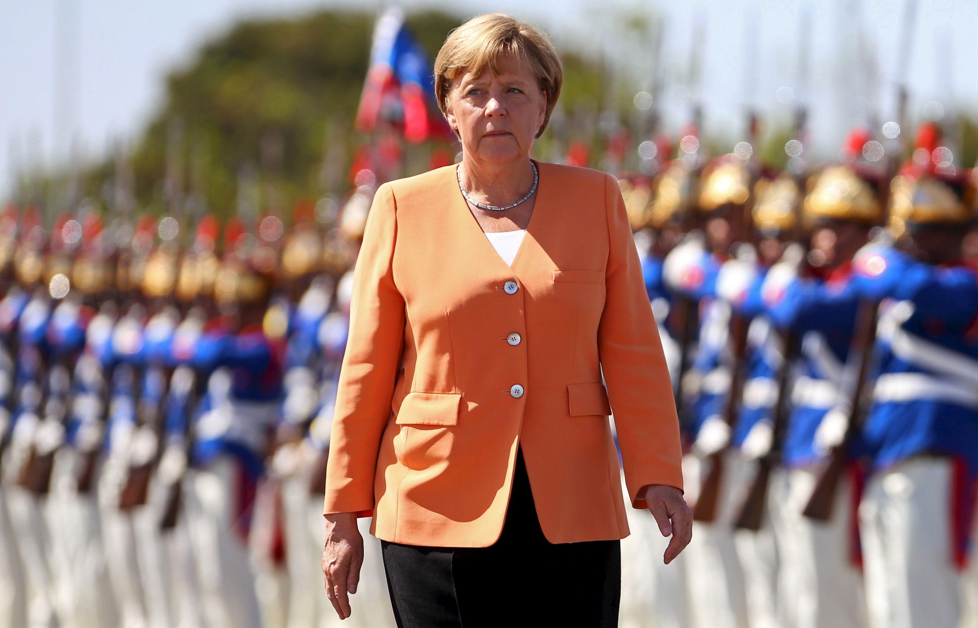 L'effondrement économique de la France laisse Berlin exercer seul le leadership de l'Union européenne et de la zone euro