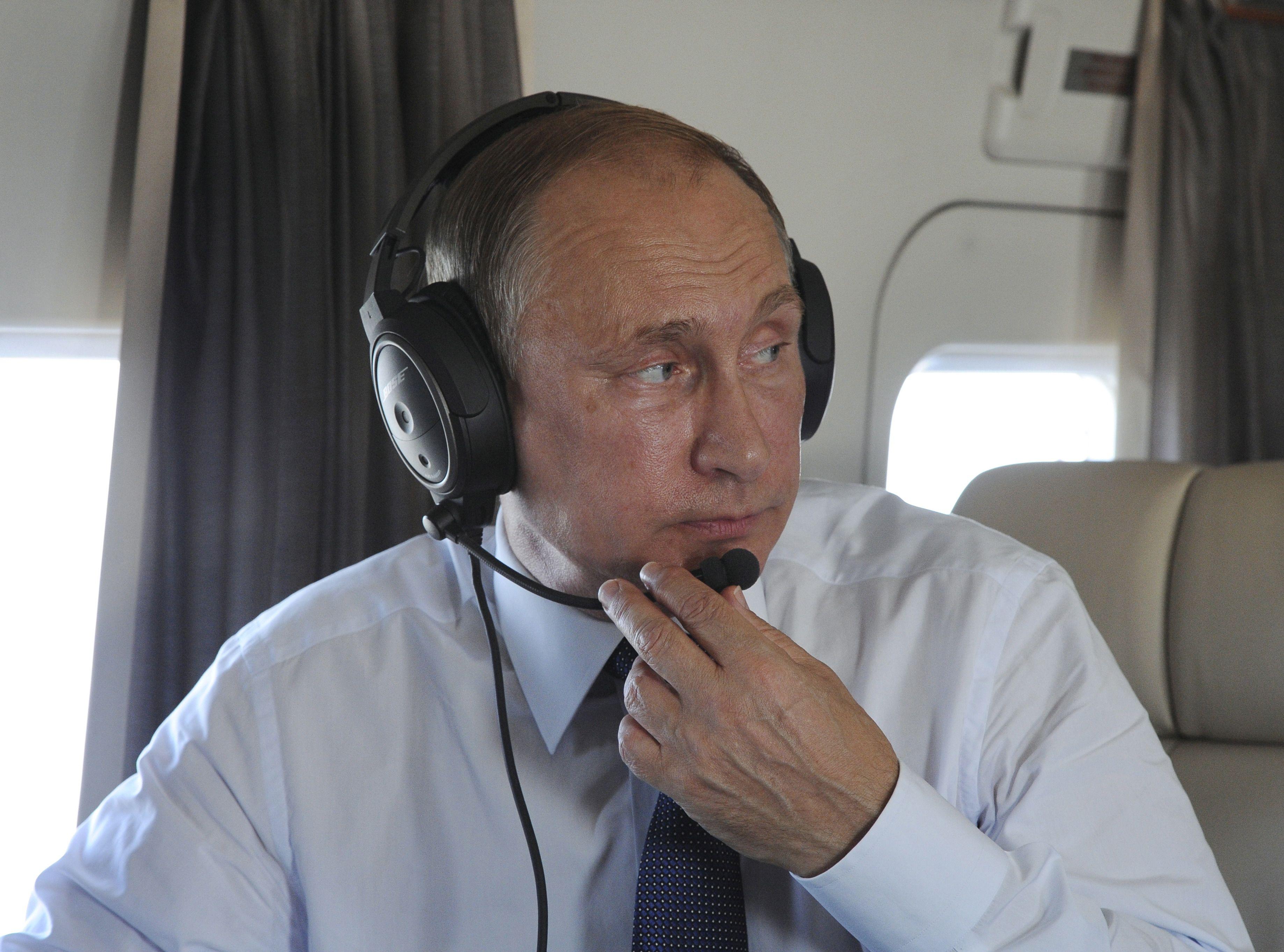 Le pouvoir de Poutine serait menacé.