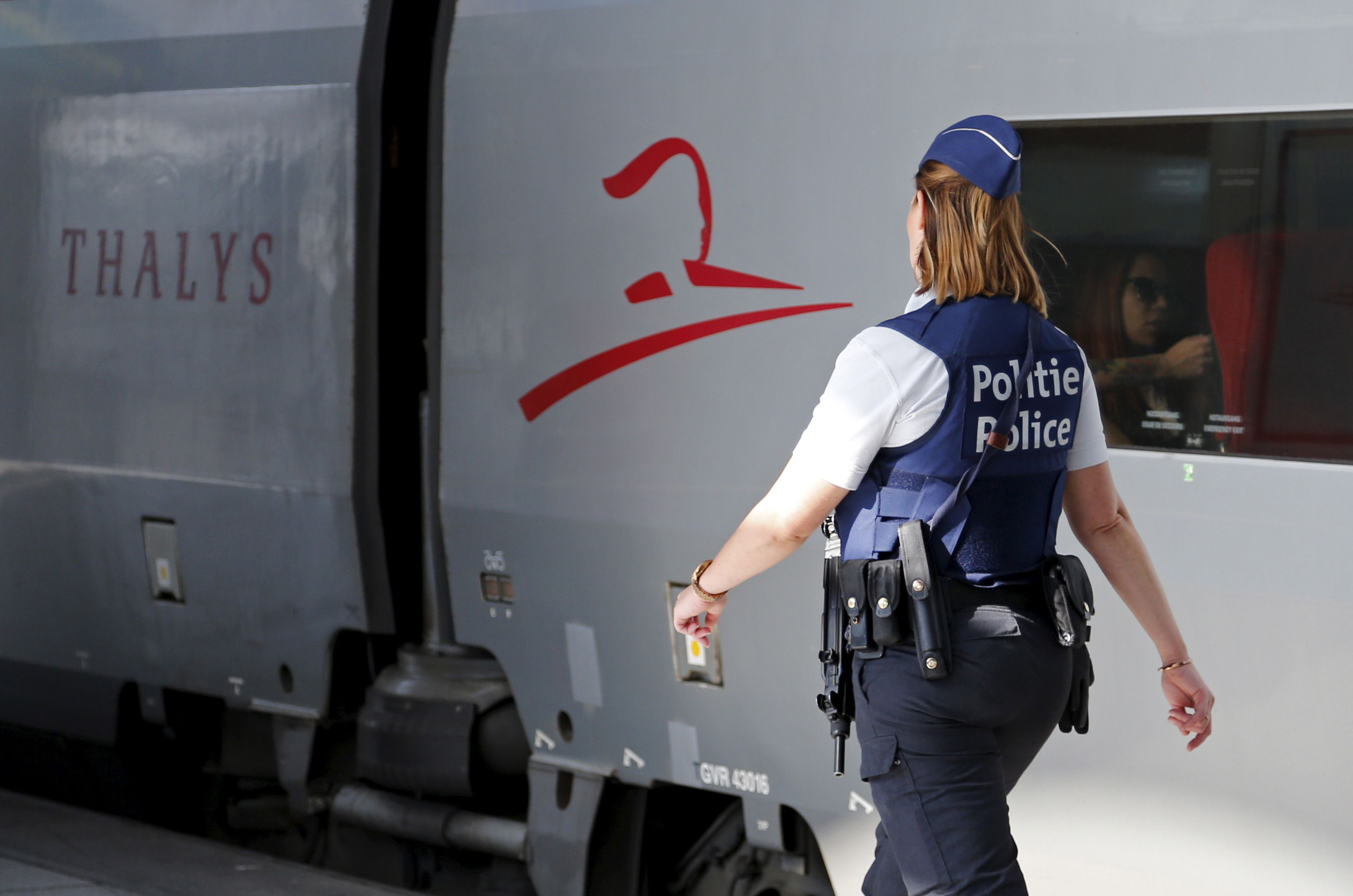 Thalys: pas de panique, l'Etat nous protège…