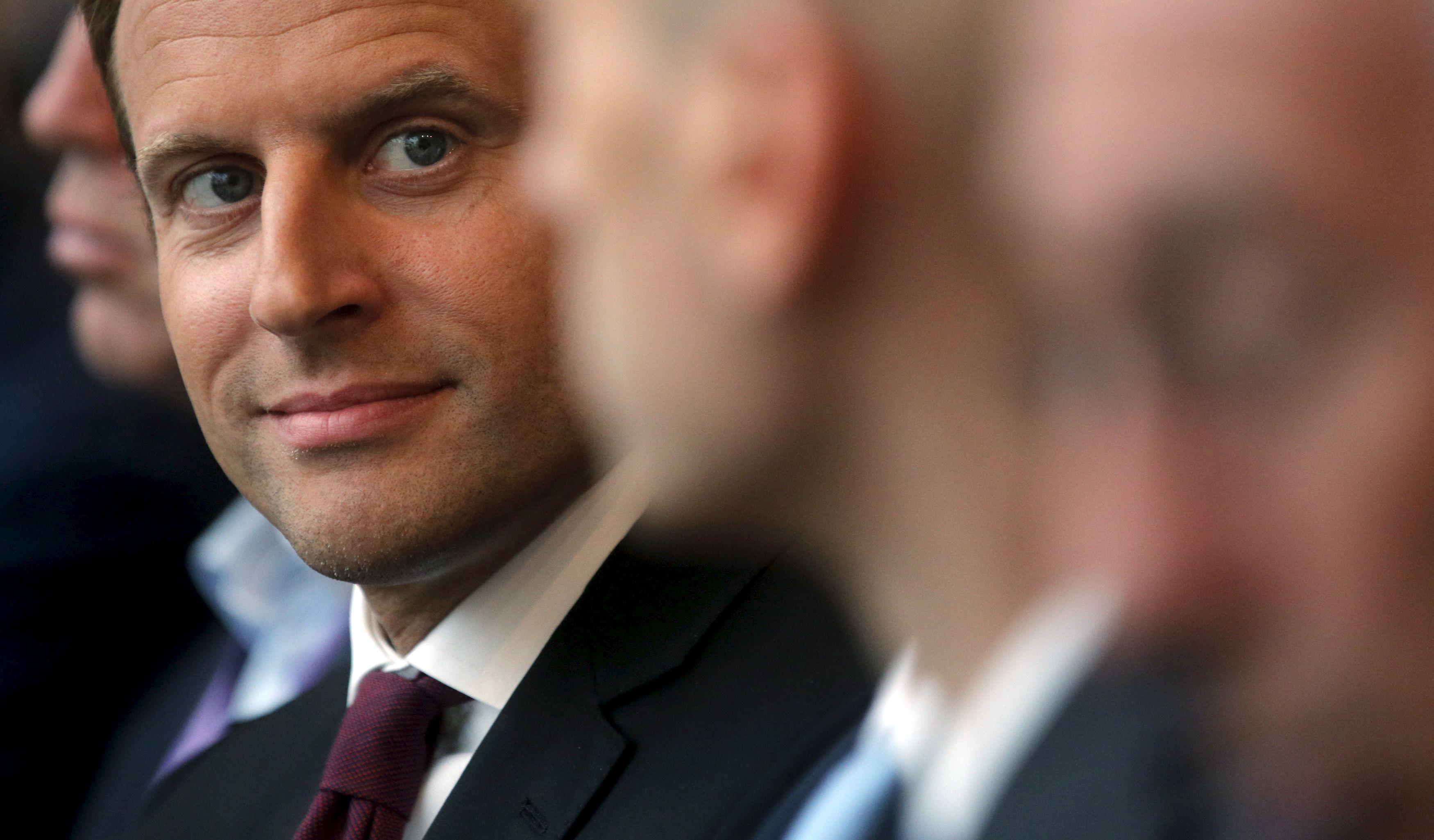 L'appel du pied de Sarkozy à Macron