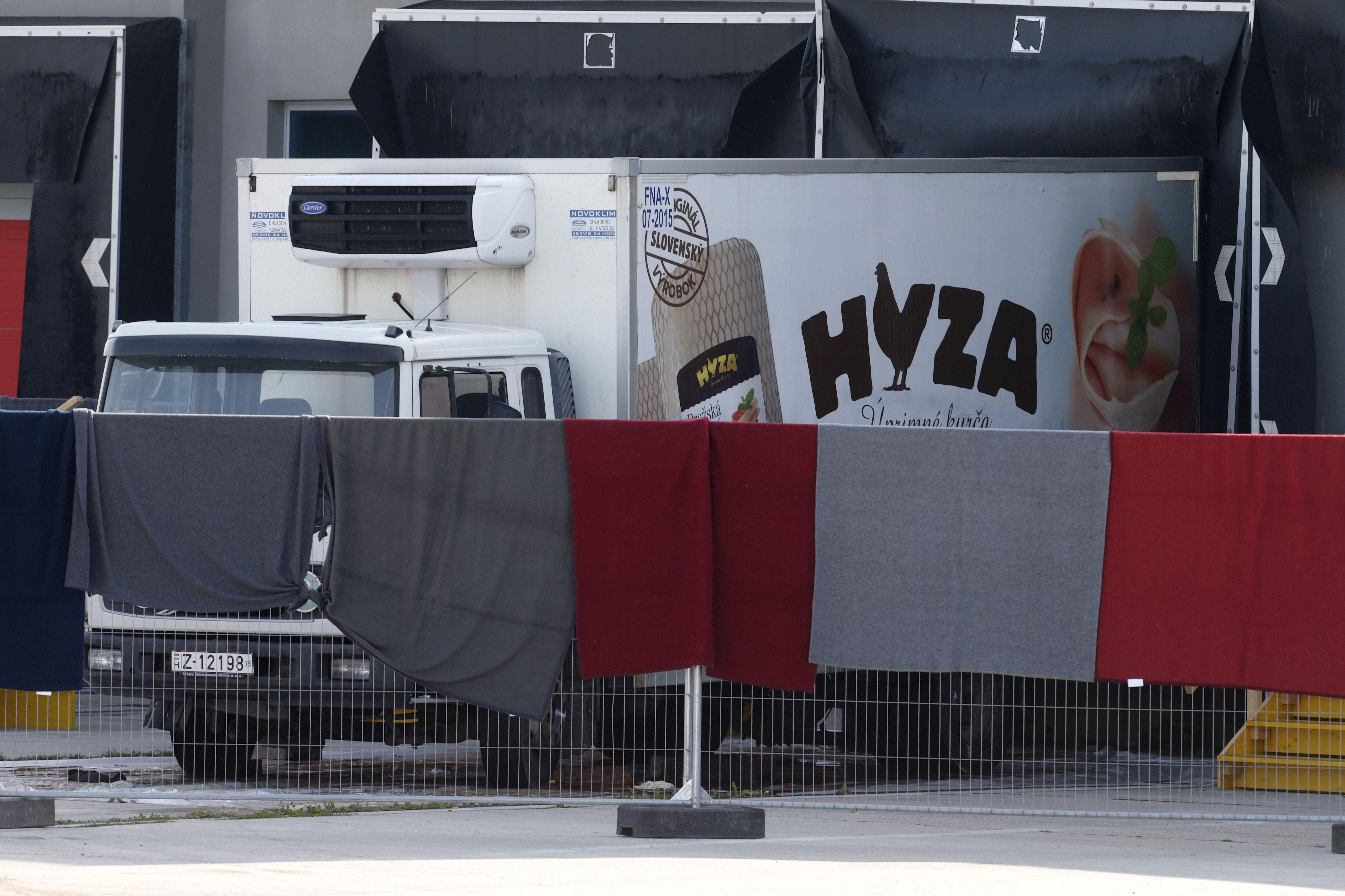 Autriche : plus de 70 morts dans le camion abandonné