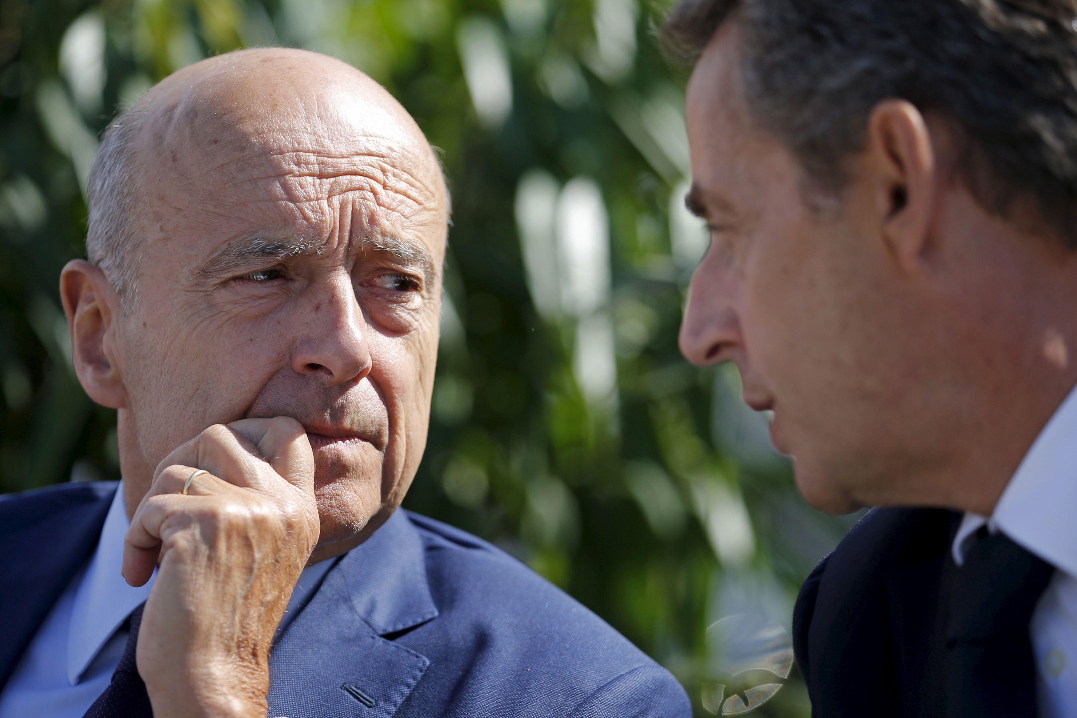 Juppé-Sarkozy : Europe et terrorisme, le match des propositions