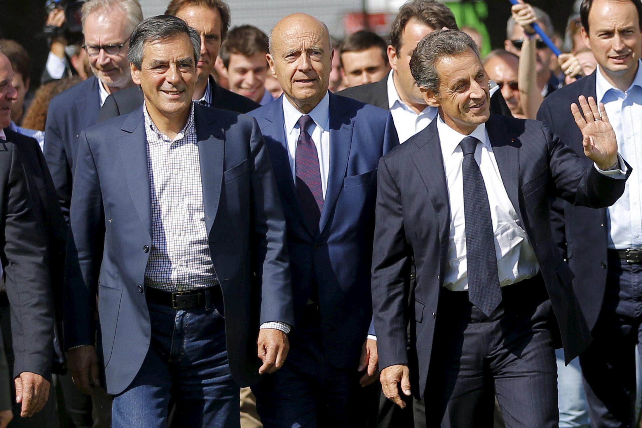 Sondage choc chez Les Républicains : Juppé en tête devant Sarkozy aux premier (40 %) et au second tour (56 %)