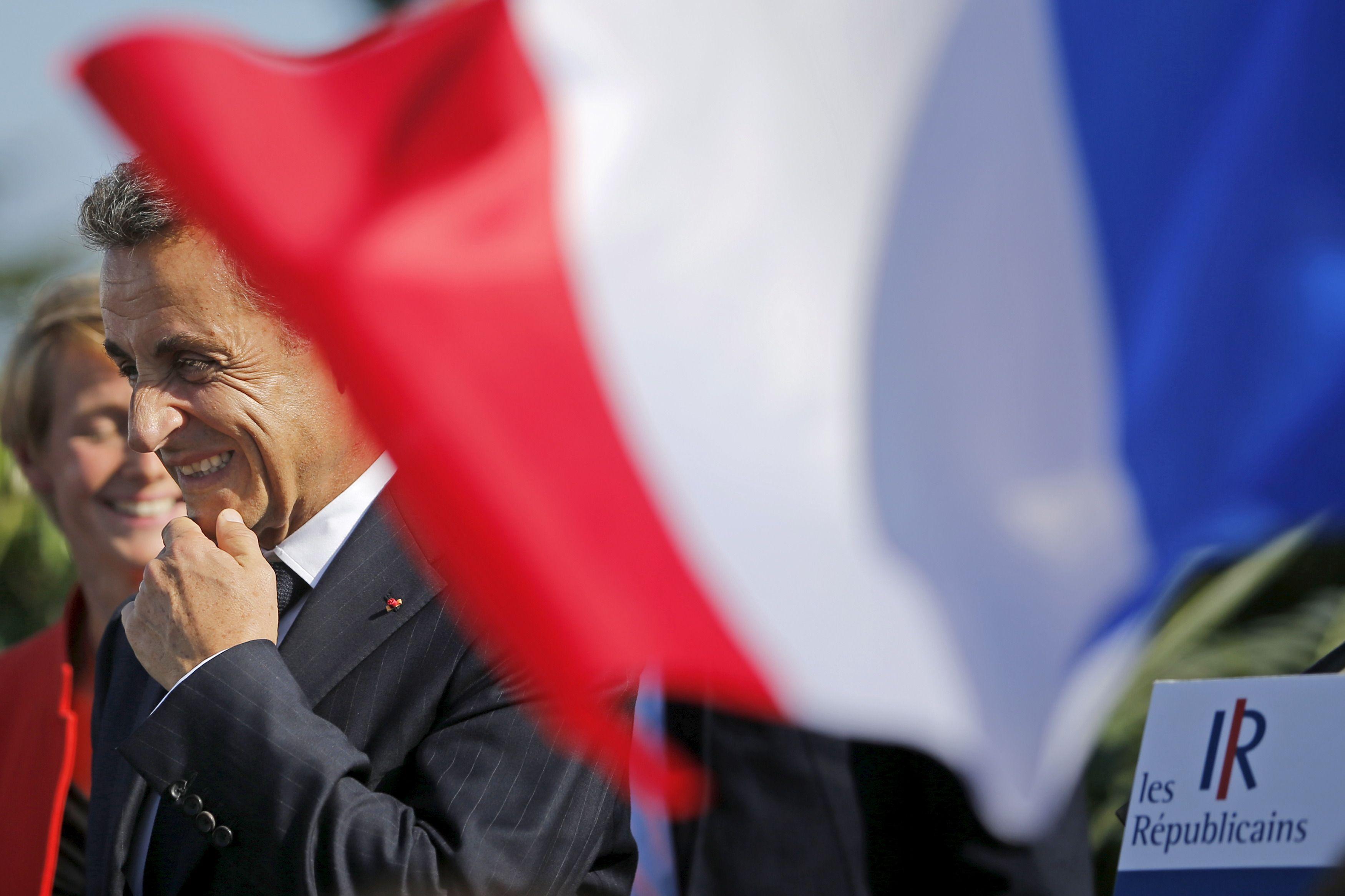 Le thème de l'identité nationale a clairement aidé Nicolas Sarkozy à remporter les élections présidentielles de 2007.