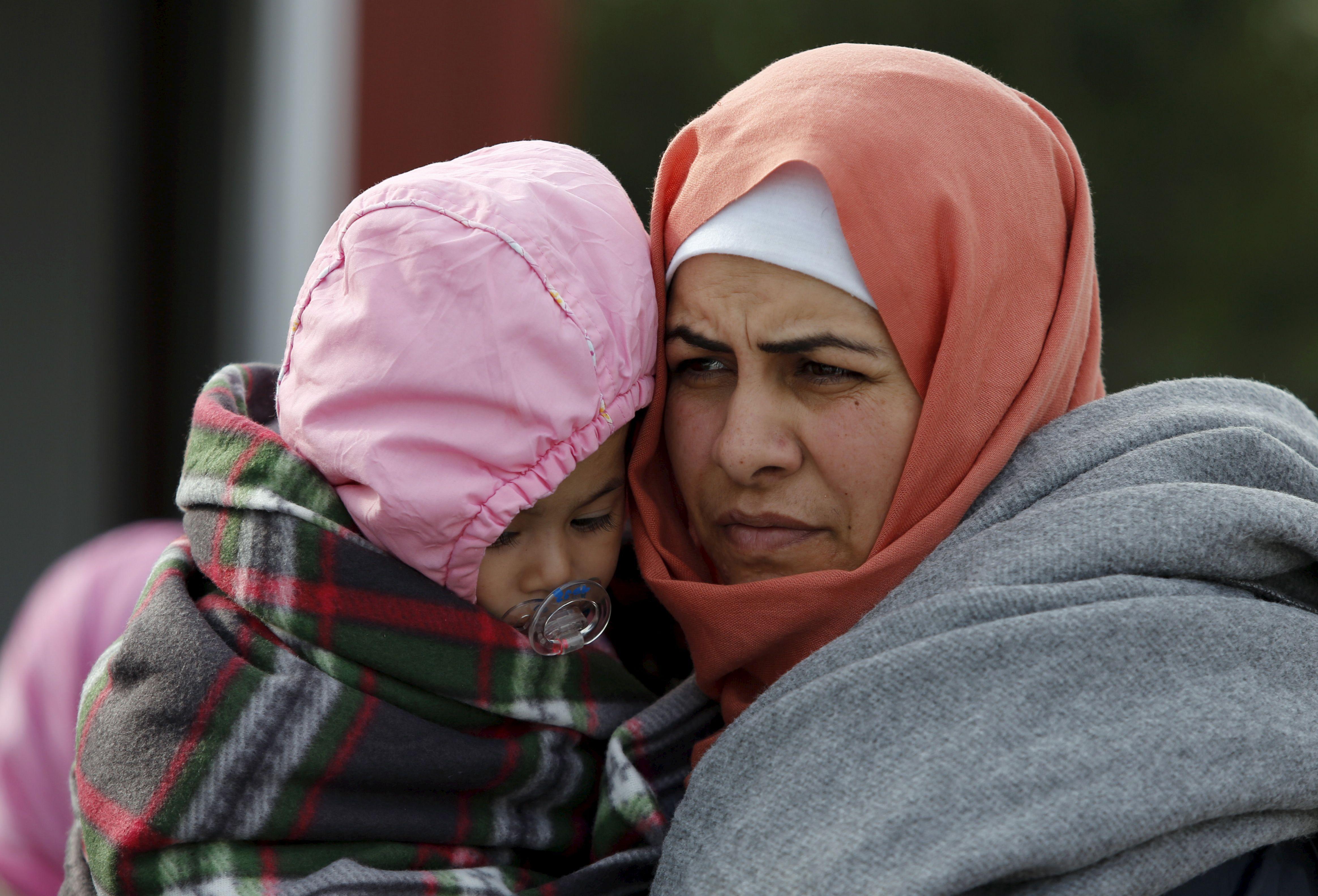 En Allemagne, on observe qu'une petite mais significative proportion des migrants musulmans se convertissent au christianisme.
