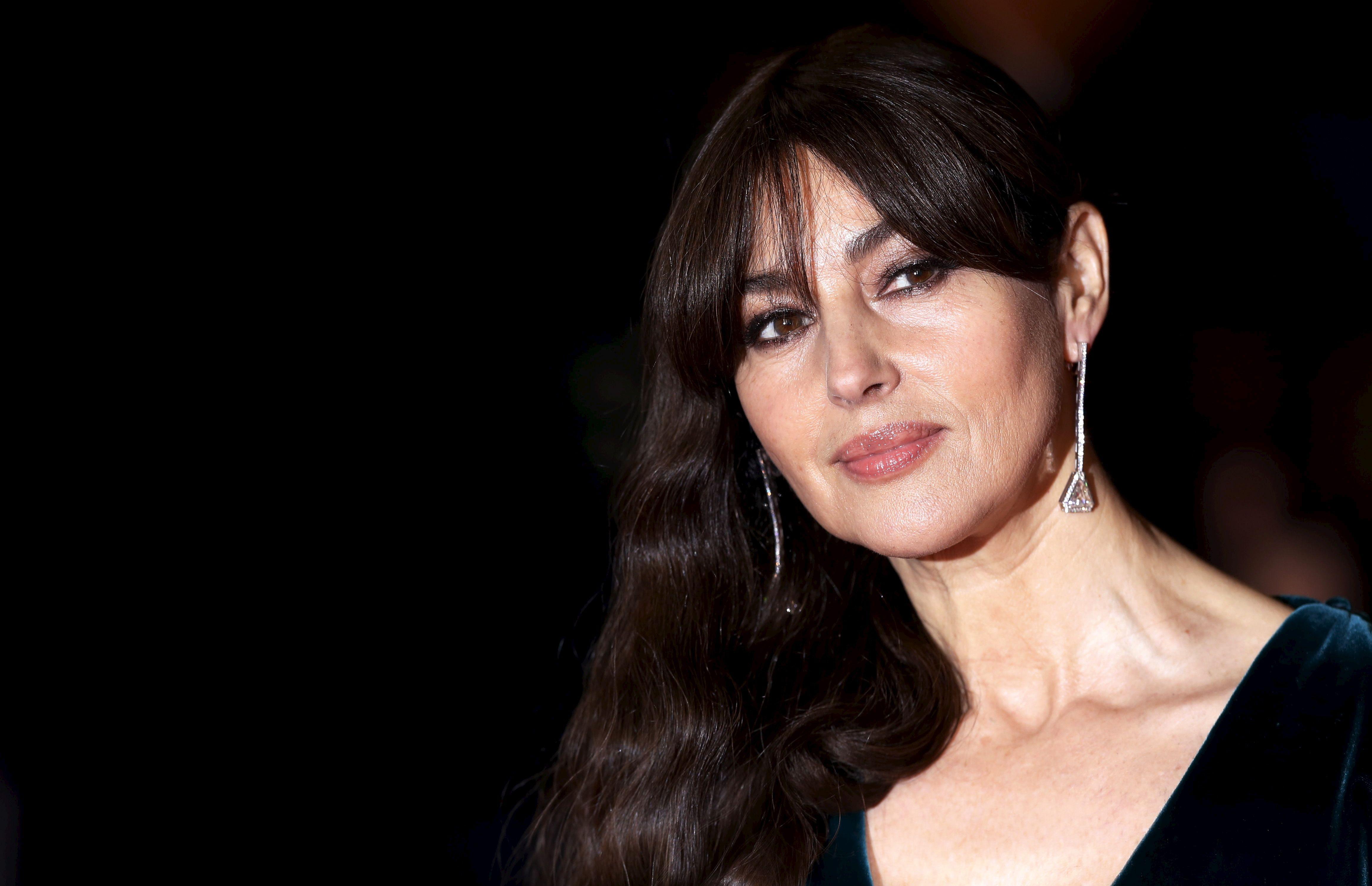 L'actrice Monica Bellucci a eu ses deux enfants après 40 ans.