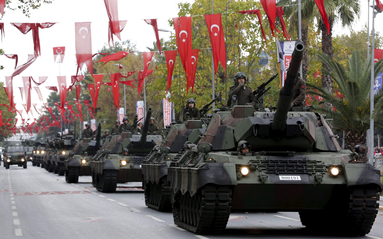 Quand la Syrie risque de faire boum : la Turquie ET l'Arabie saoudite envisagent l'envoi de troupes au sol (mais pas du tout de manière concertée…)