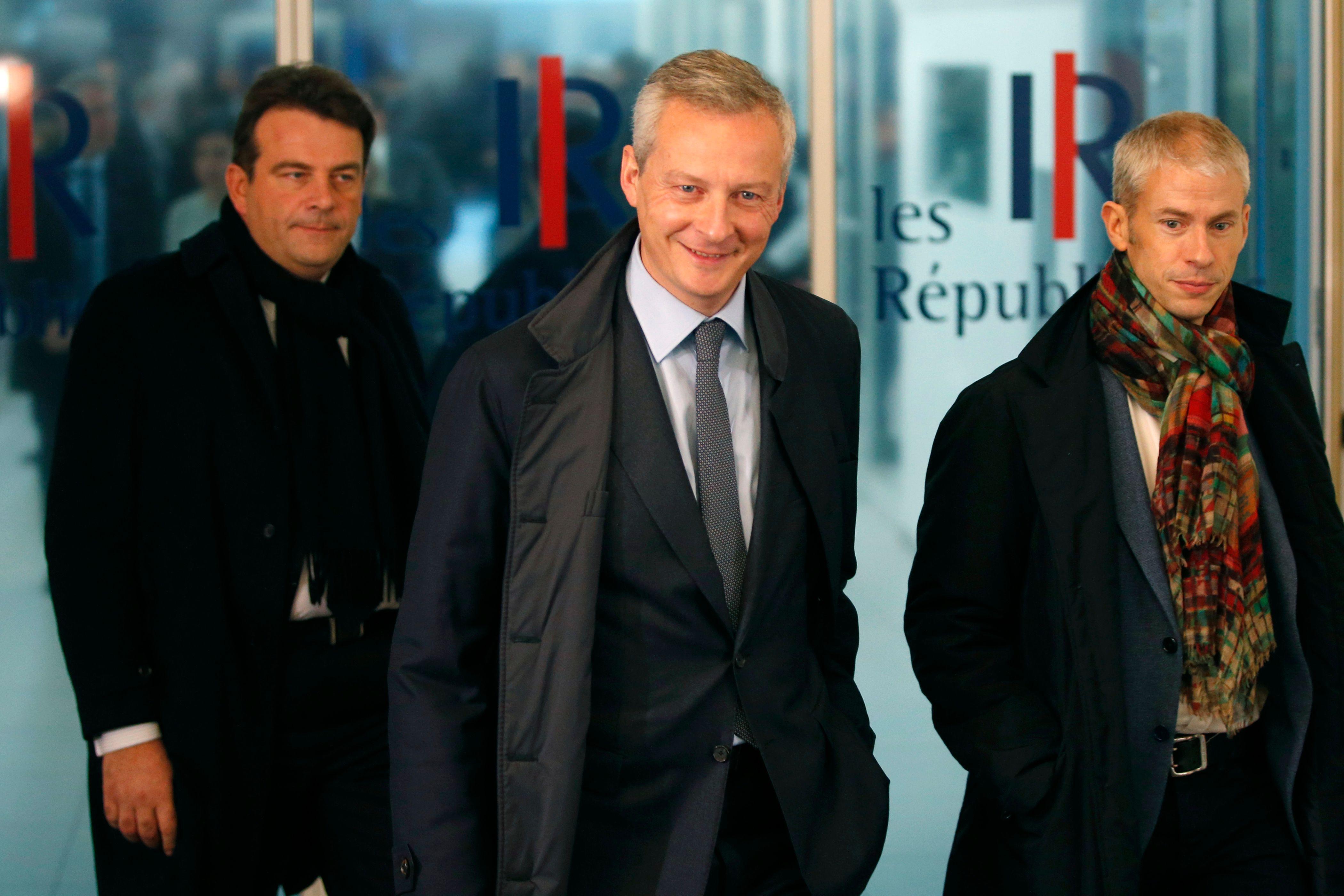 Pourquoi Bruno Le Maire boycottera le Conseil National des Républicains alors qu'Alain Juppé a annoncé, contre toute attente, qu'il y participerait